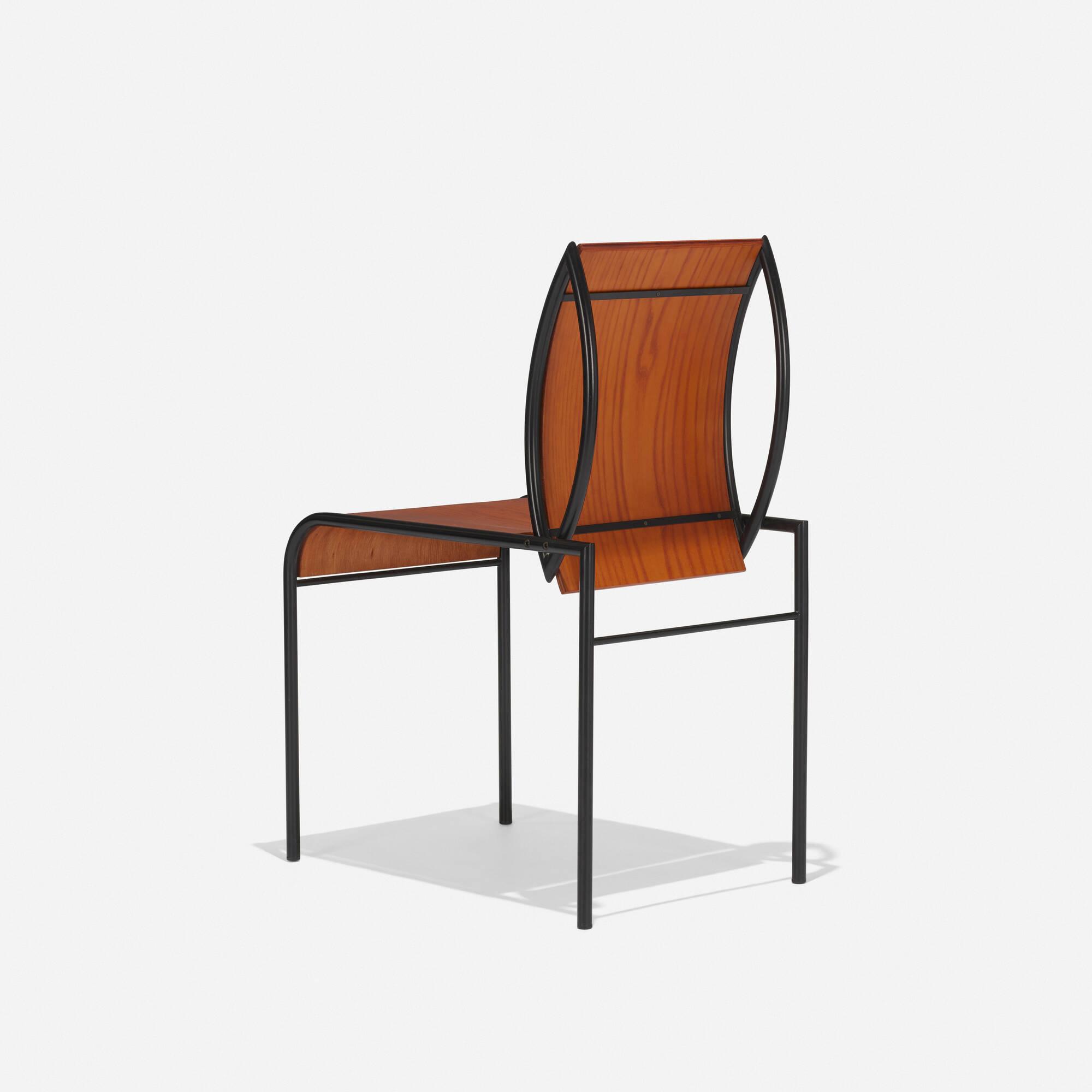 402: Michele De Lucchi / Kim chair (1 of 3)