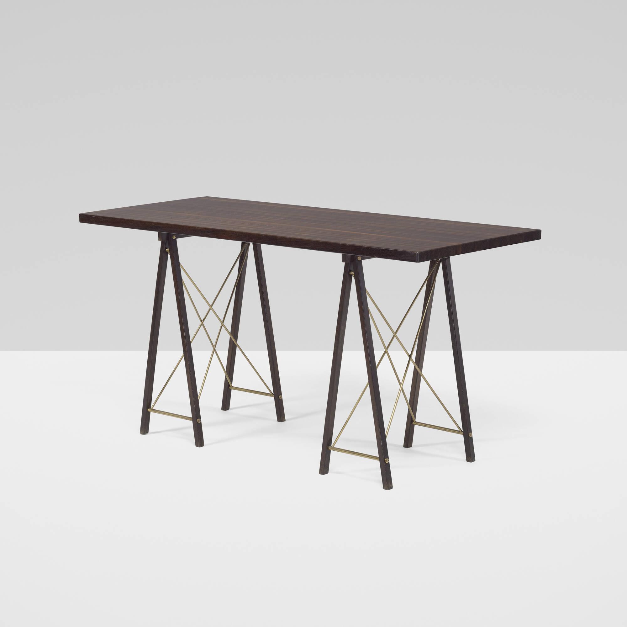 405: Jules Wabbes / Trestle desk (1 of 1)