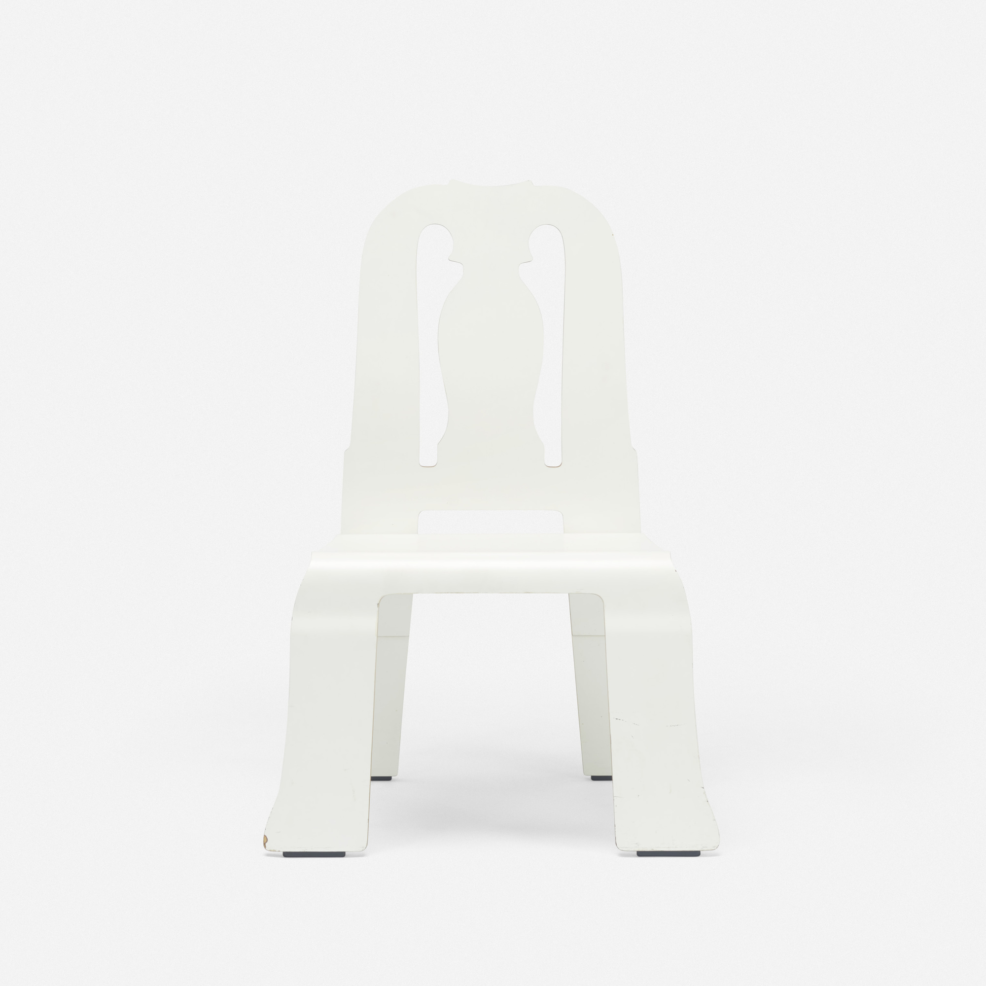 405: Robert Venturi / Queen Anne chair (1 of 2)