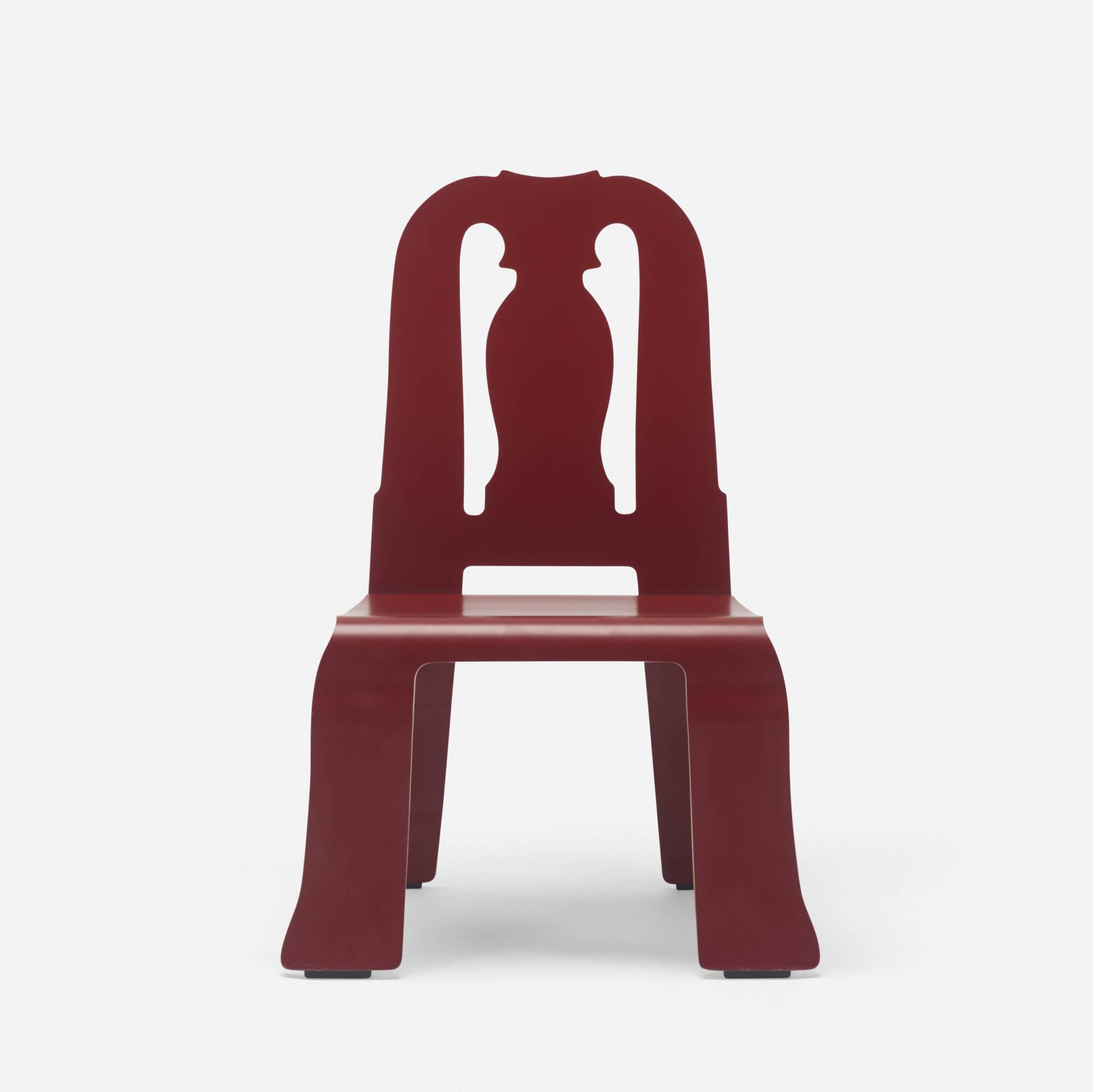 406: Robert Venturi / Queen Anne chair (1 of 2)