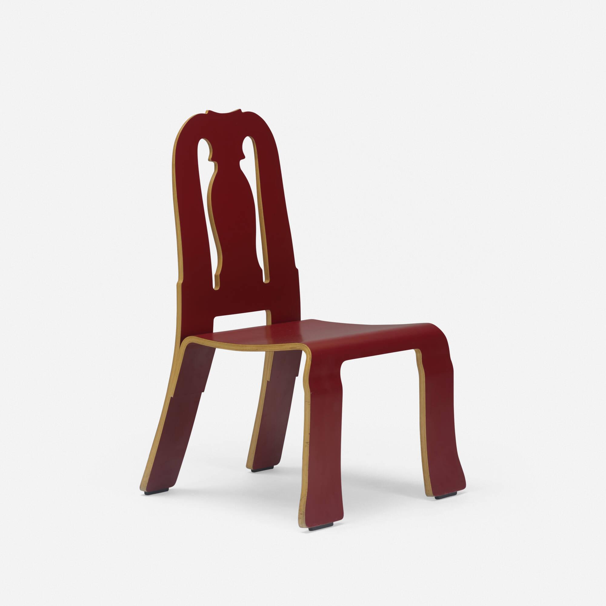 406: Robert Venturi / Queen Anne chair (2 of 2)