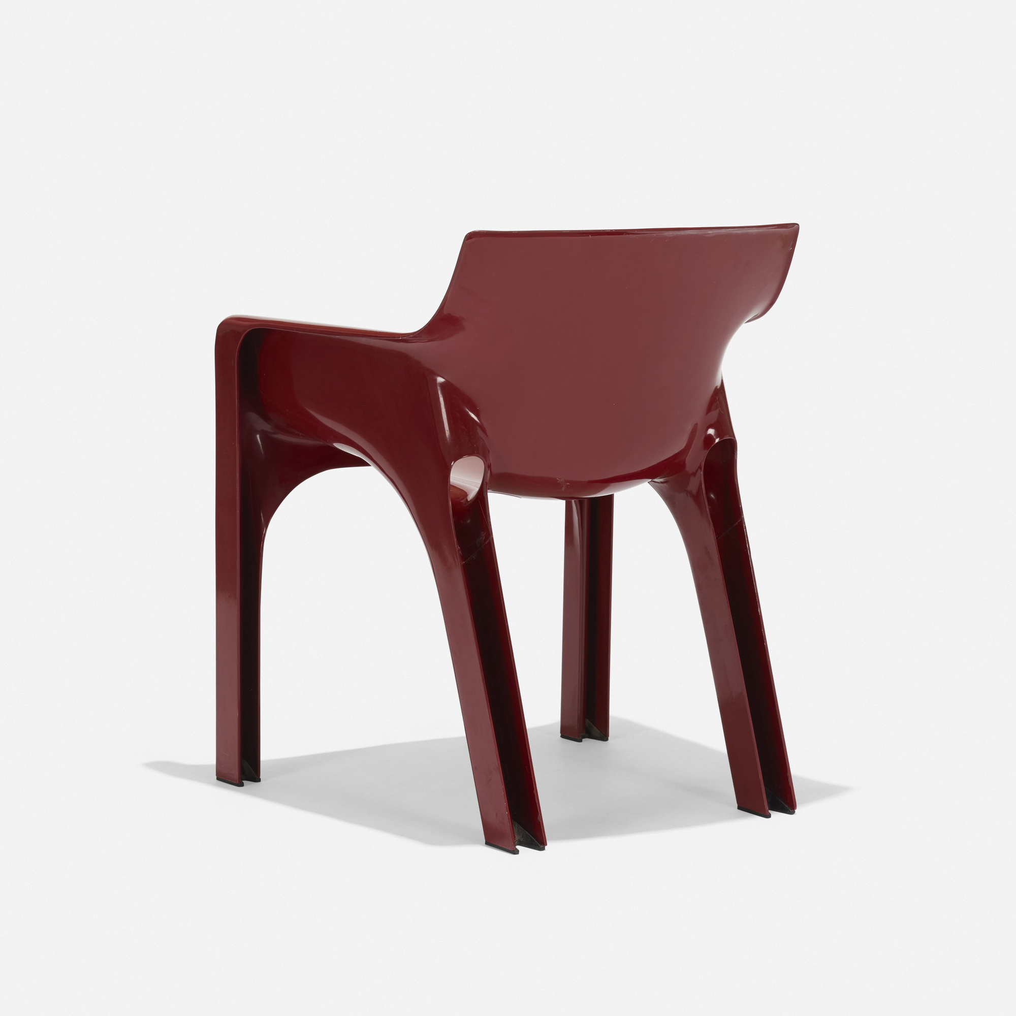 406: Vico Magistretti / Gaudi chair (3 of 4)