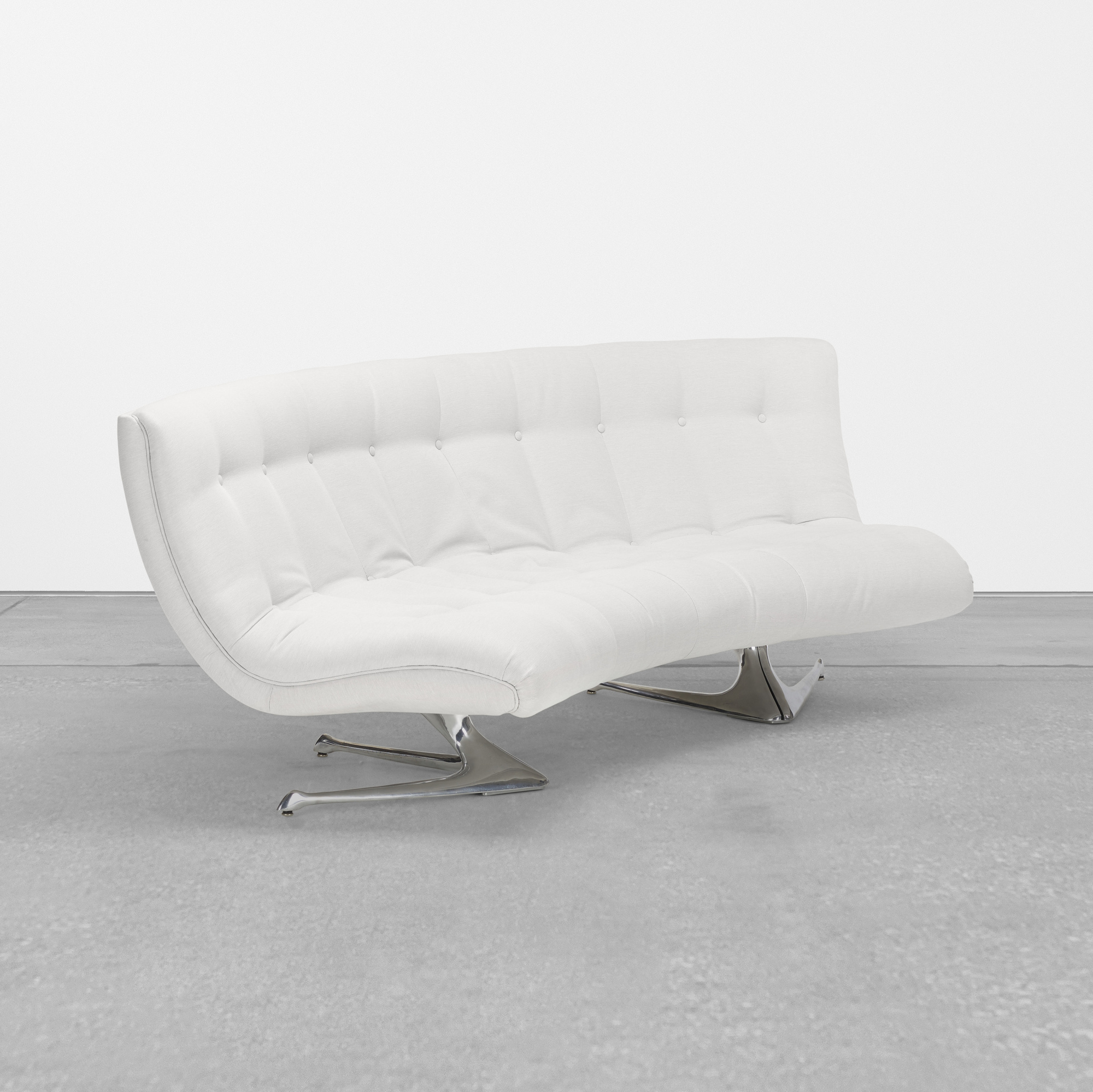408: Vladimir Kagan / Unicorn sofa (1 of 4)