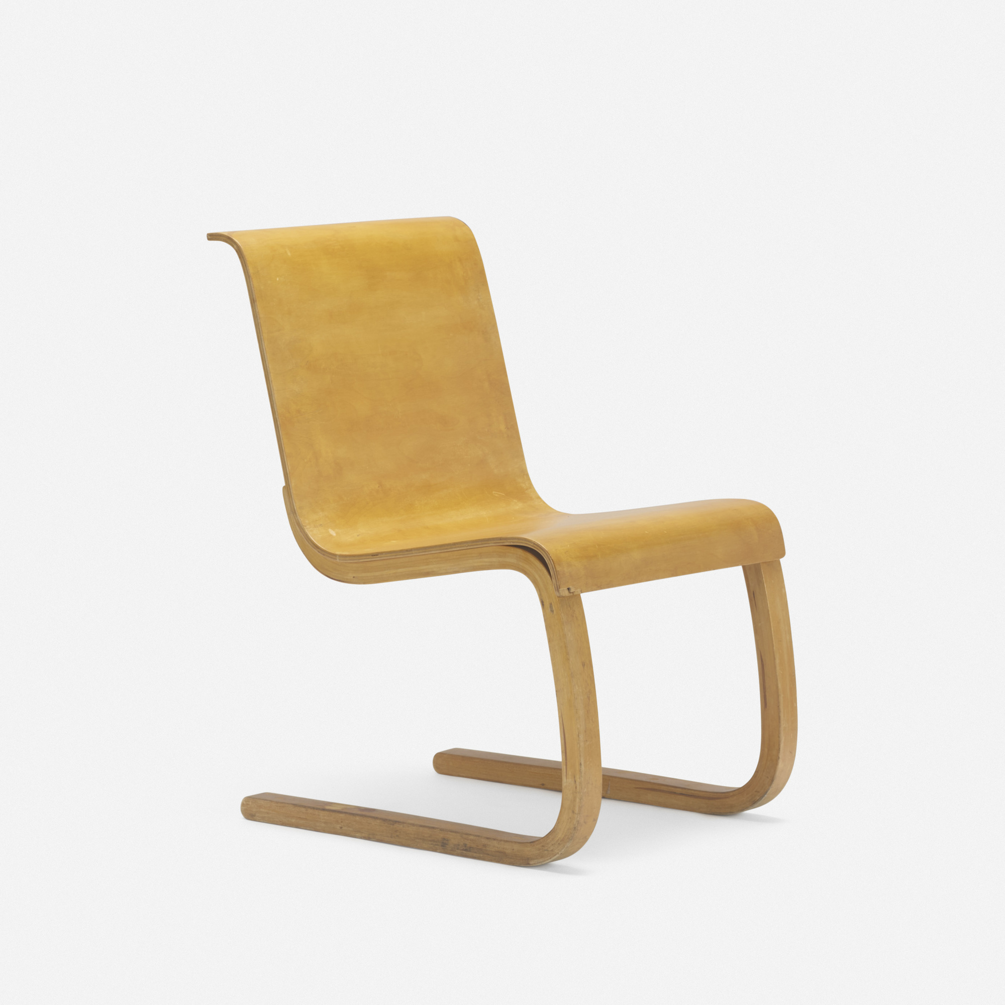 Genial 408: Alvar Aalto / Early Cantilever Chair, Model 21 (1 Of 3)