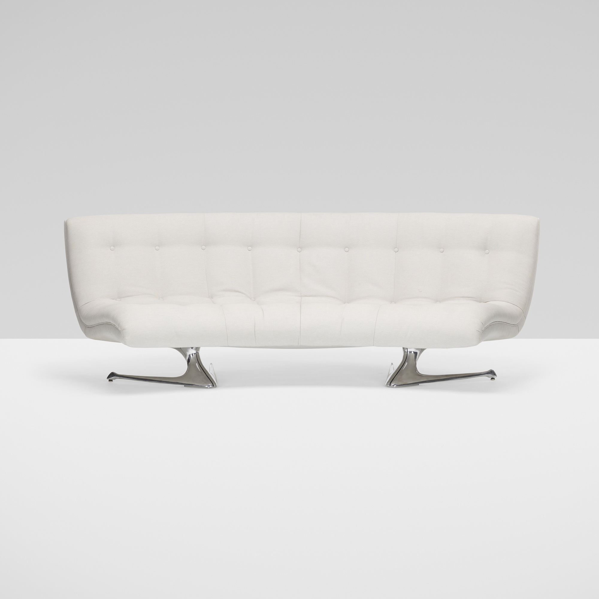 ... 408: Vladimir Kagan / Unicorn Sofa (2 Of 4)