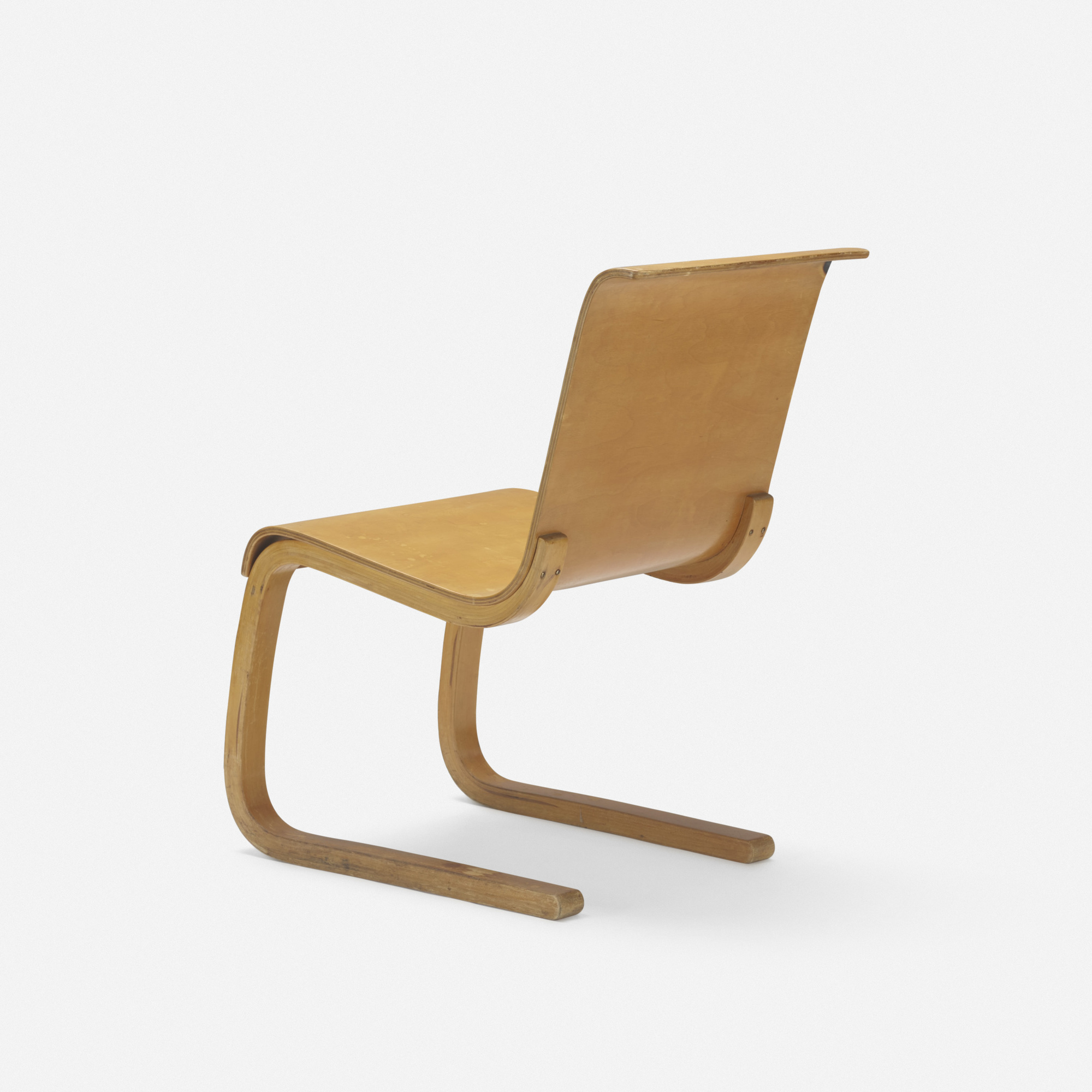 408: Alvar Aalto / early Cantilever chair, model 21 (2 of 3)
