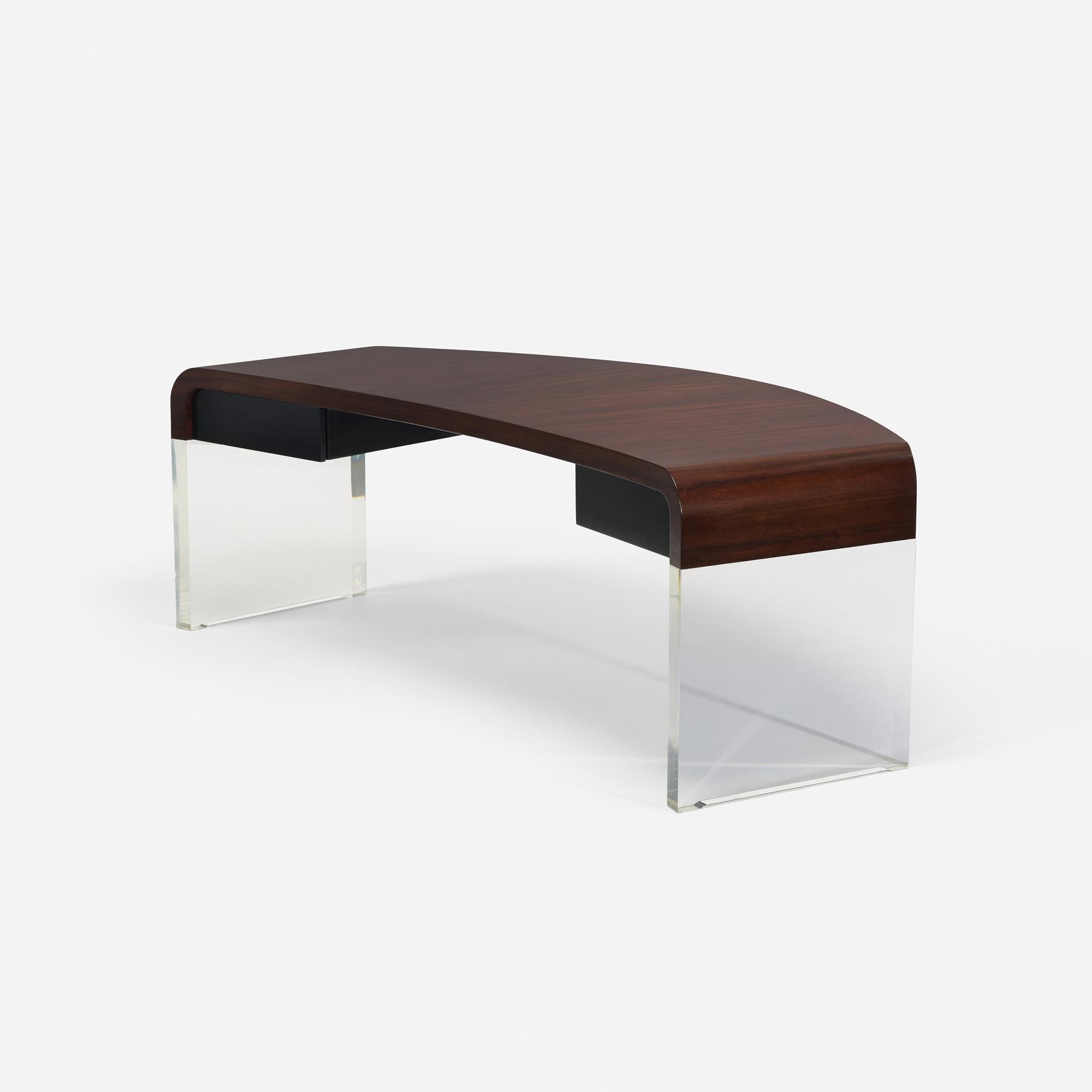 409 Vladimir Kagan desk Design 22 October 2015 Auctions