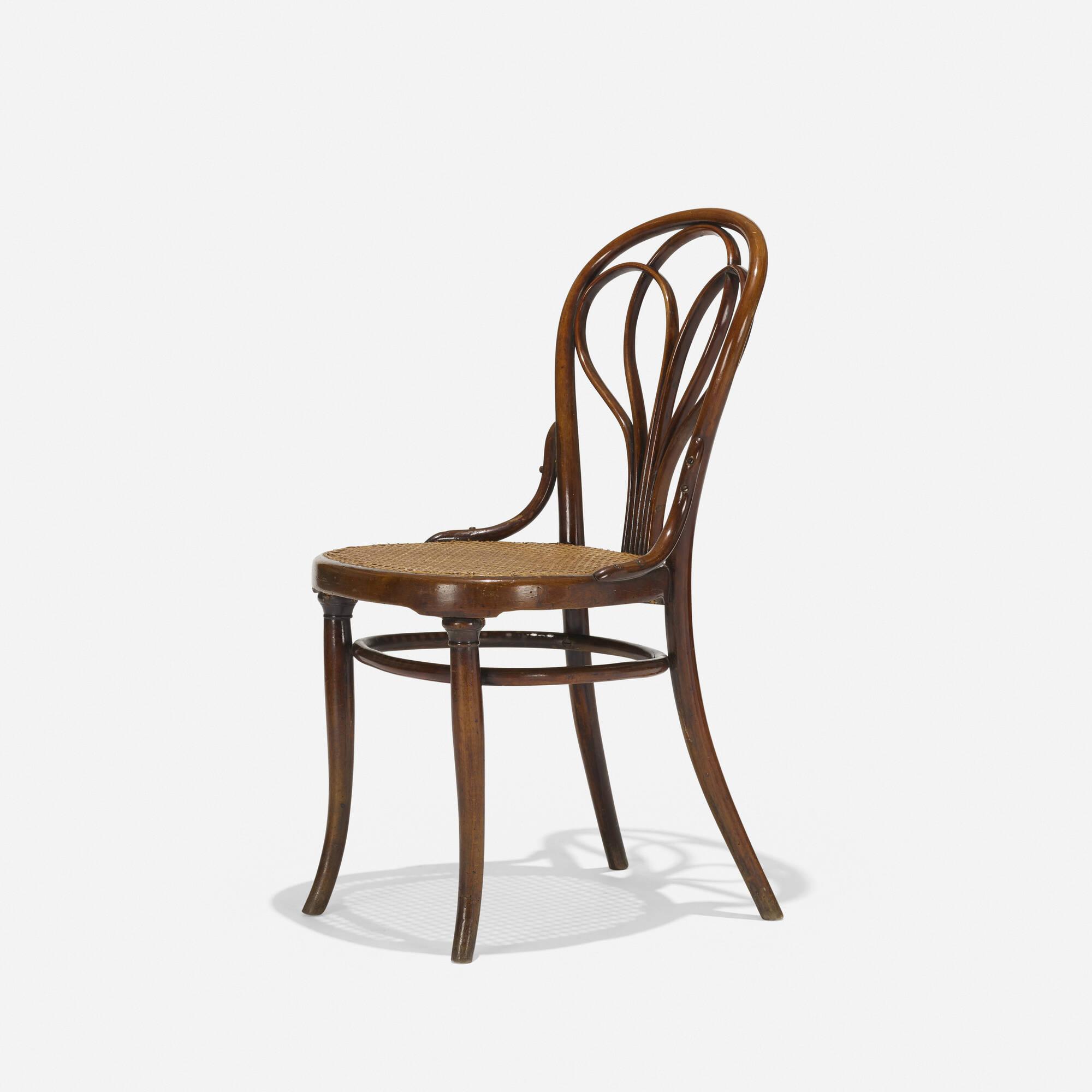 410: Gebrüder Thonet / chair, model no. 25 (2 of 3)