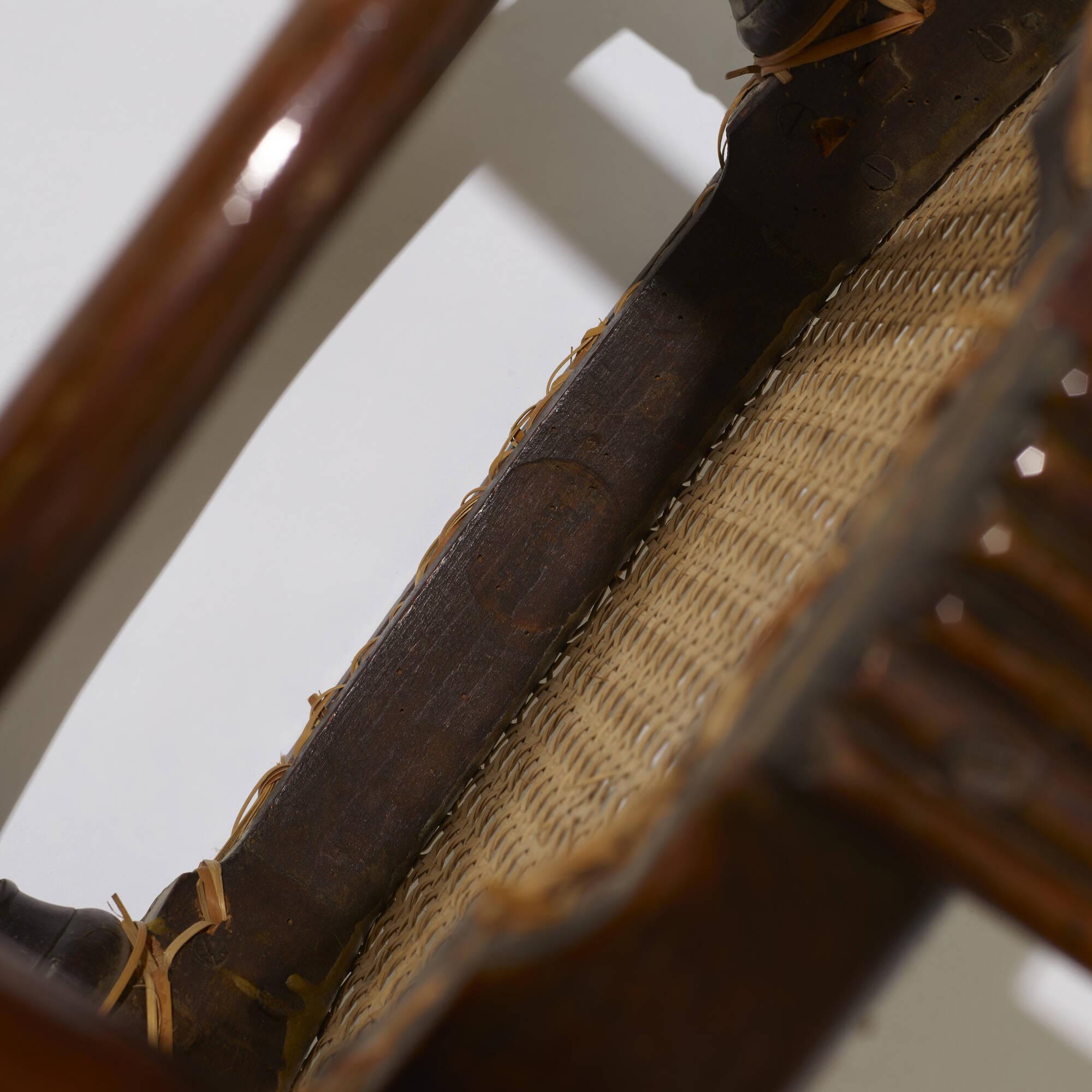 410: Gebrüder Thonet / chair, model no. 25 (3 of 3)