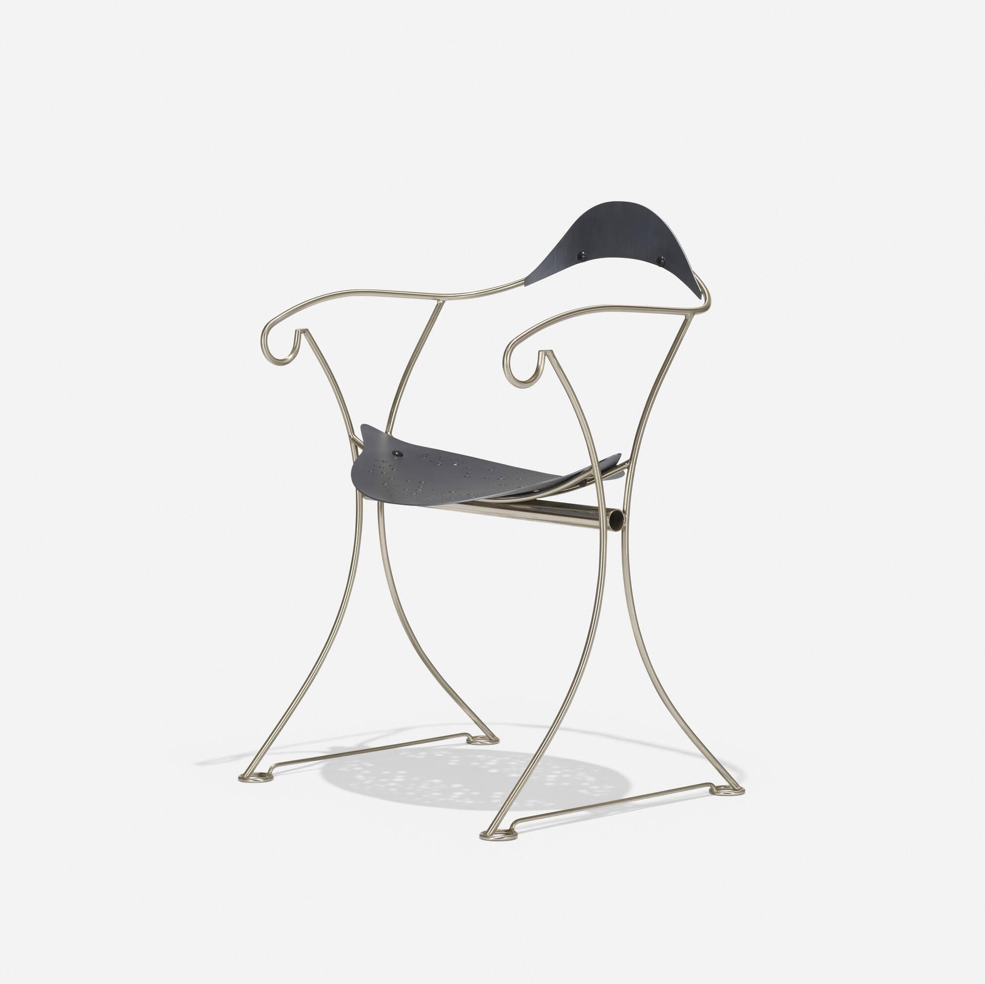 412: Riccardo Dalisi / Clessidra chair (1 of 3)