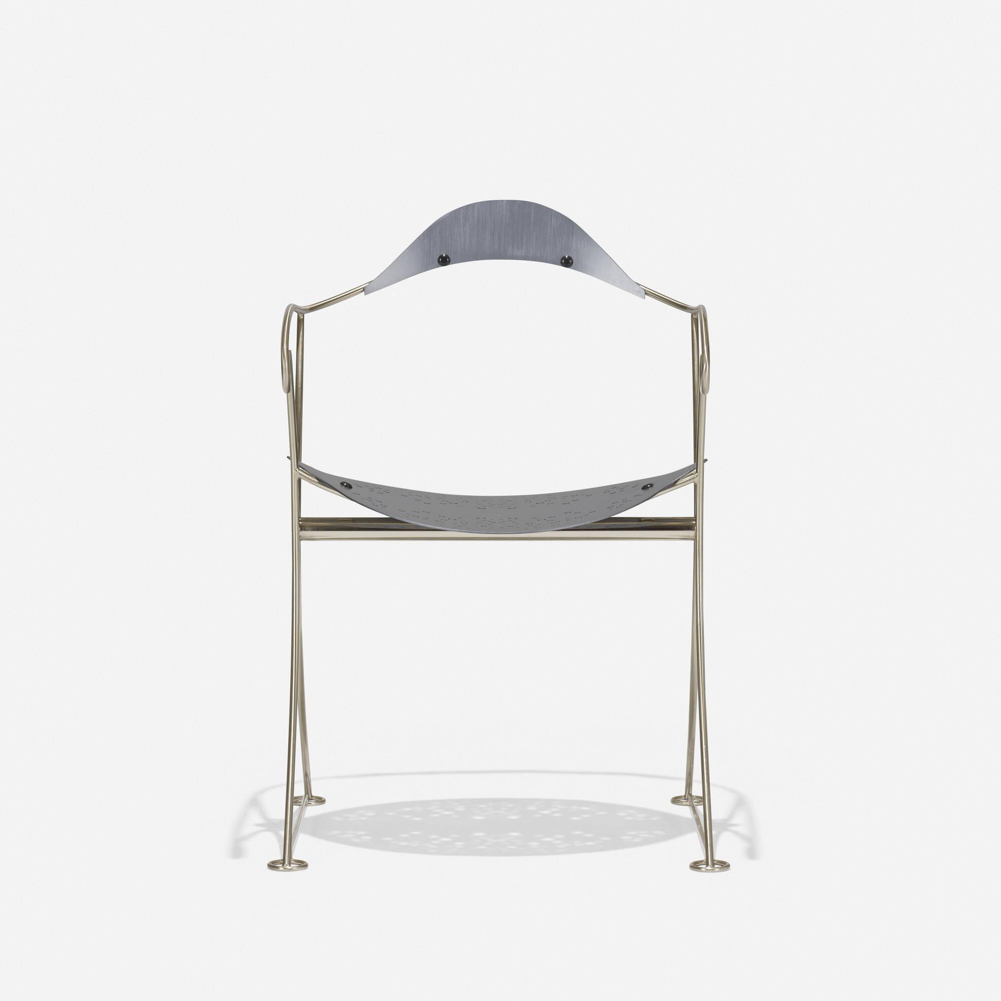 412: Riccardo Dalisi / Clessidra chair (2 of 3)