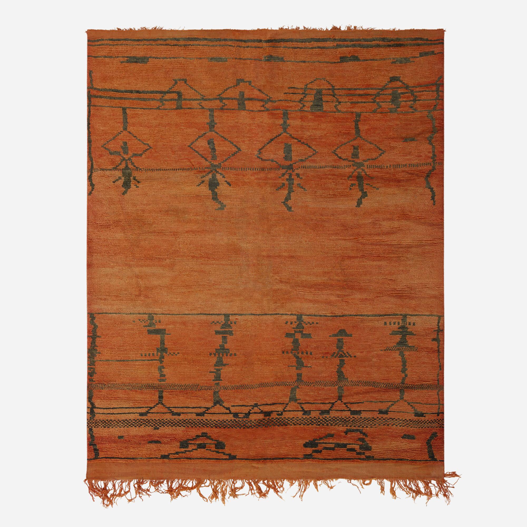 414: Moroccan / pile carpet (1 of 1)