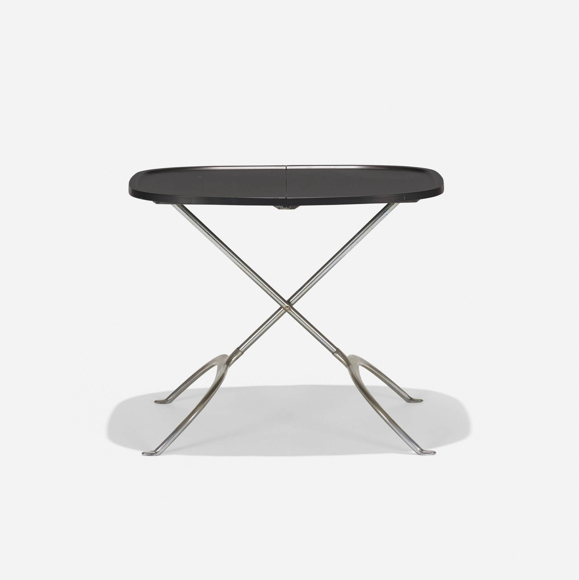 ... 414: Antonio Citterio / Leopoldo Folding Table (2 Of 3)