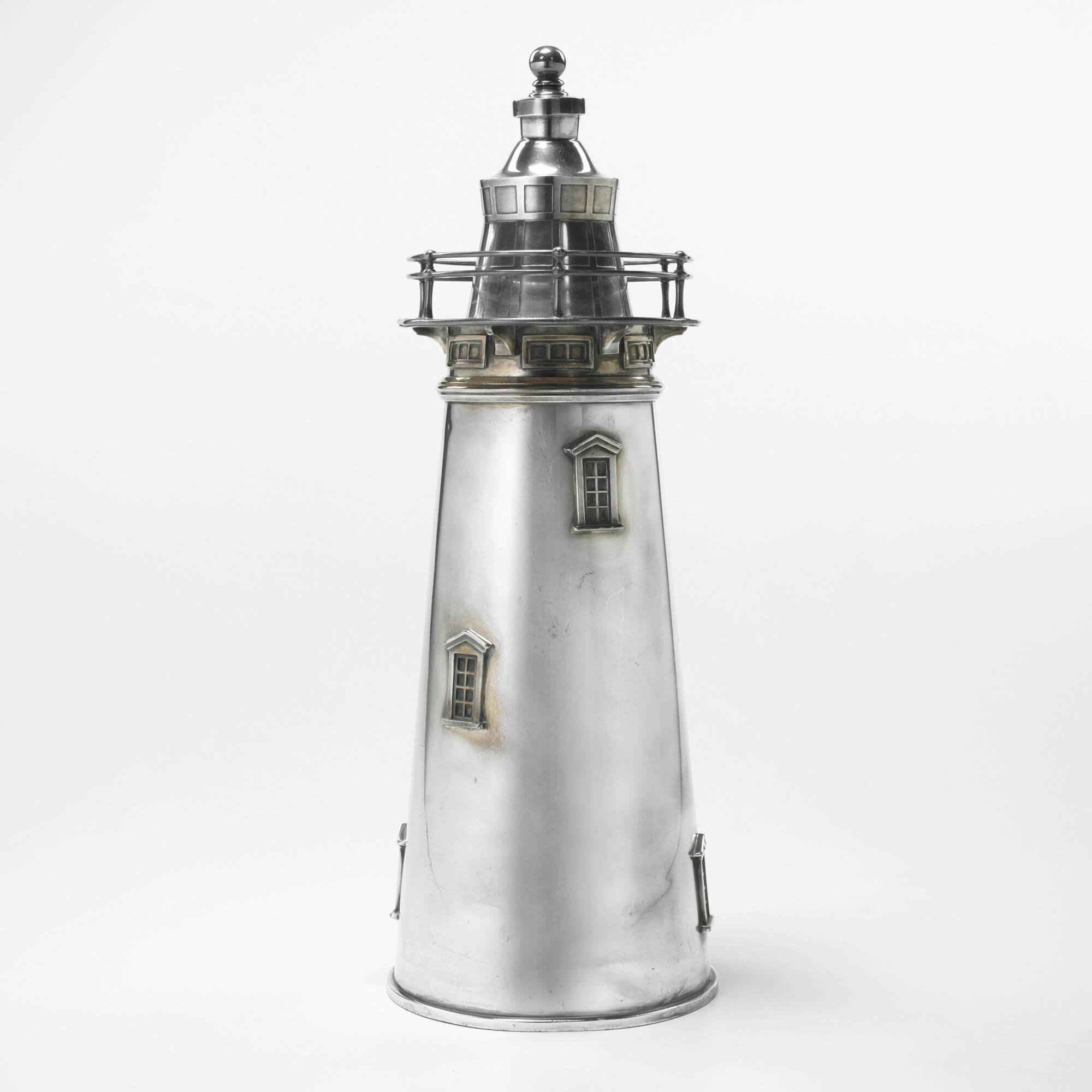 416: INTERNATIONAL SILVER COMPANY, Lighthouse cocktail