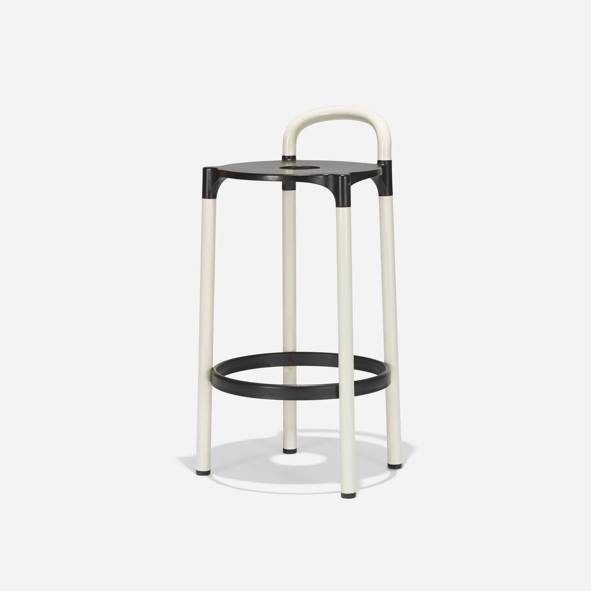 416: Anna Castelli / bar stool, model 4823 (1 of 3)
