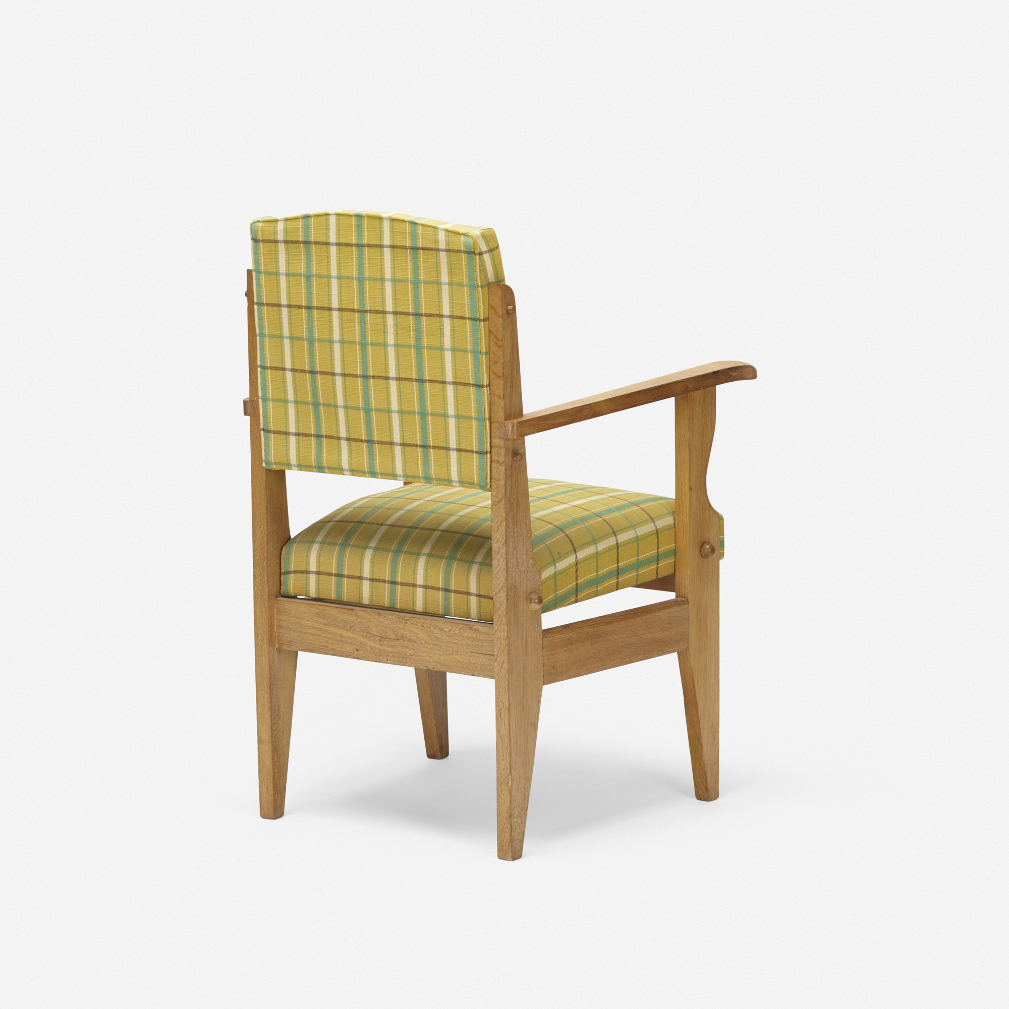 416: Robert Guillerme and Jacques Chambron / armchair (2 of 3)