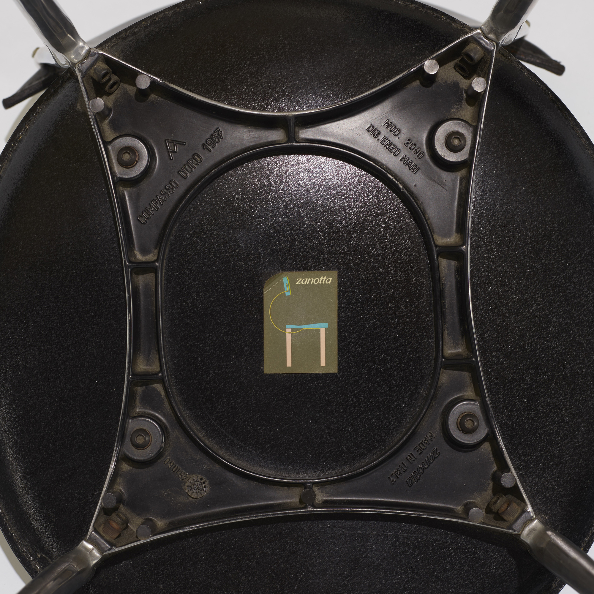 418: Enzo Mari / Tonietta chair (4 of 4)