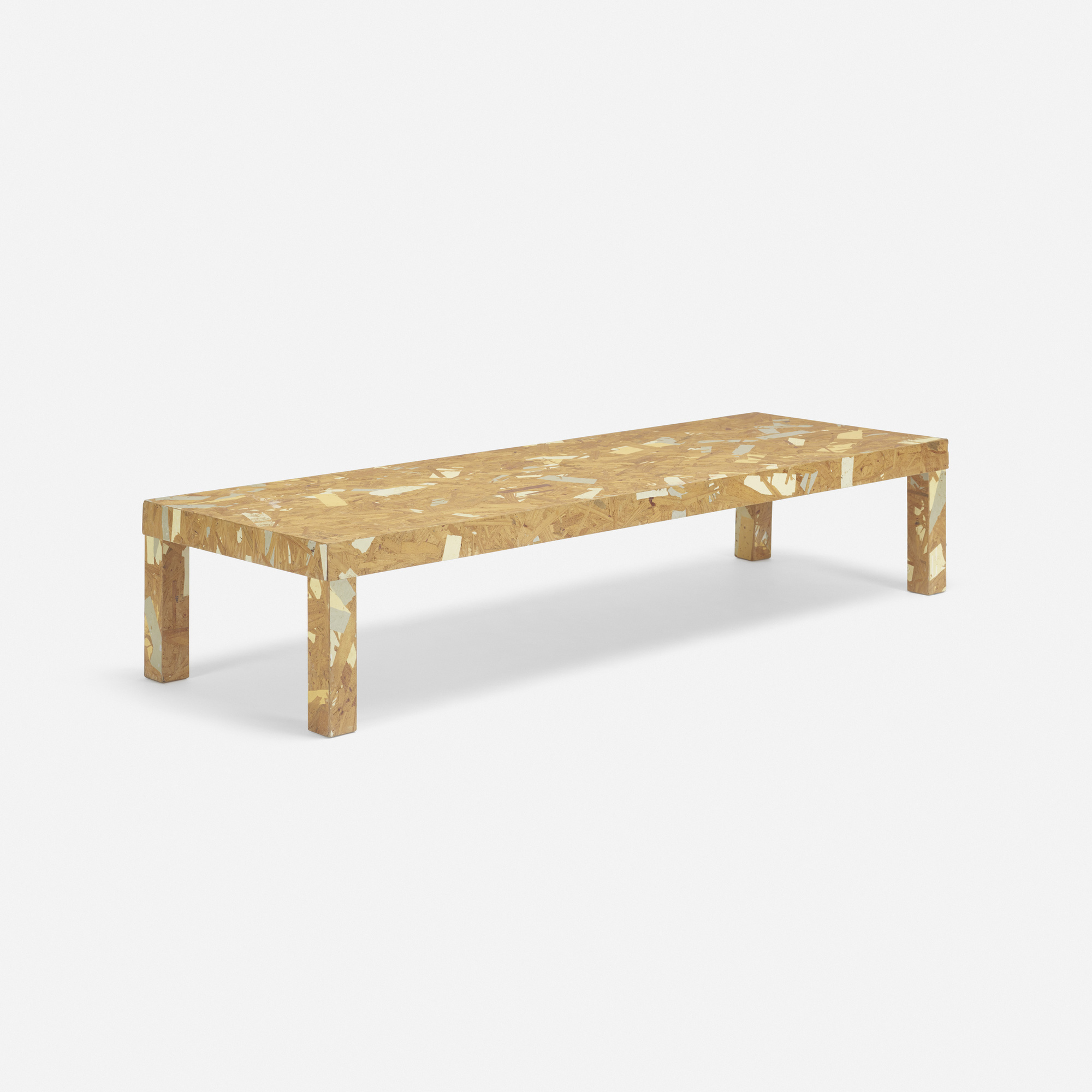 419: Fernando and Humberto Campana / Celia coffee table (1 of 3)