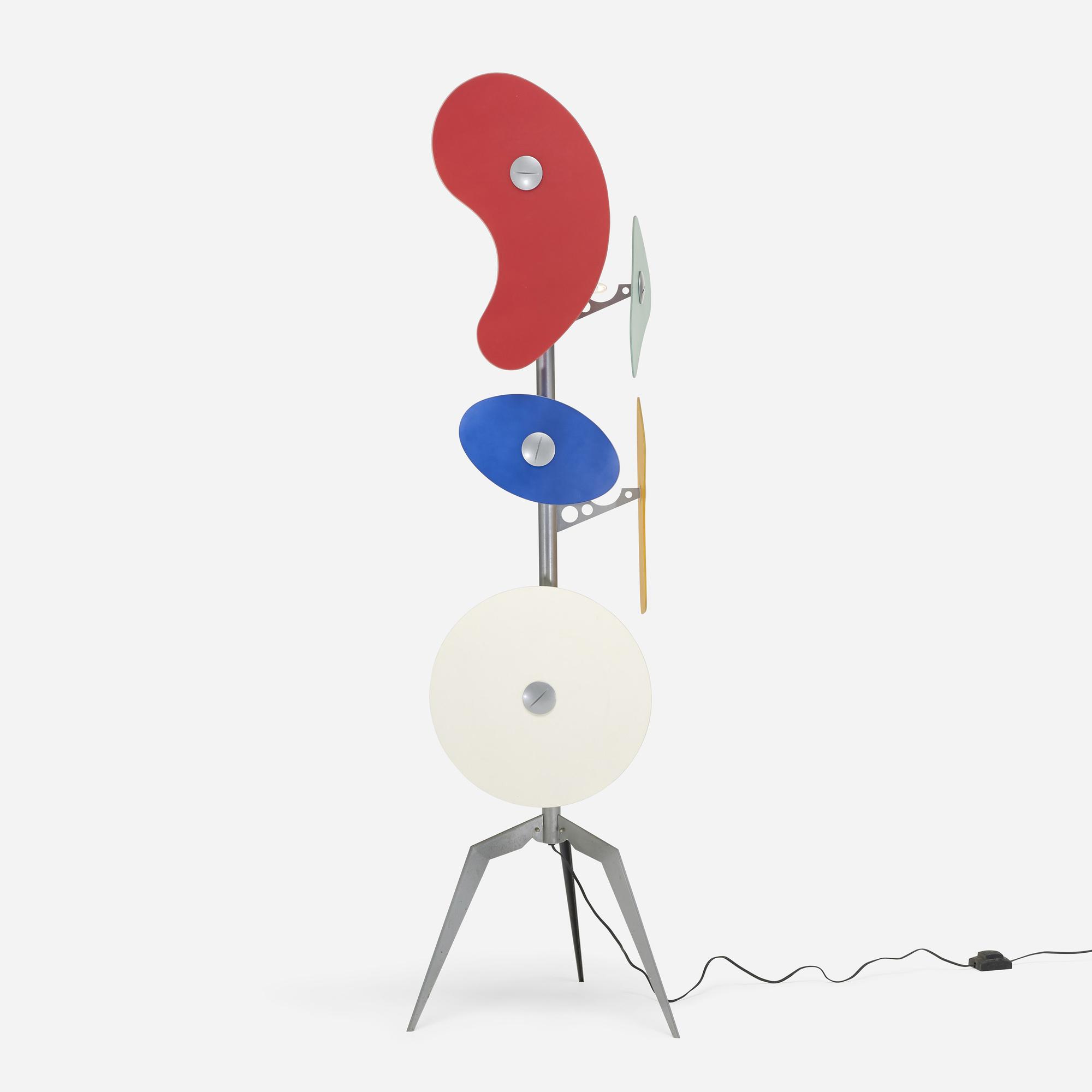 420: Ferruccio Laviani / Orbital floor lamp < Mass Modern: Day 2 ...