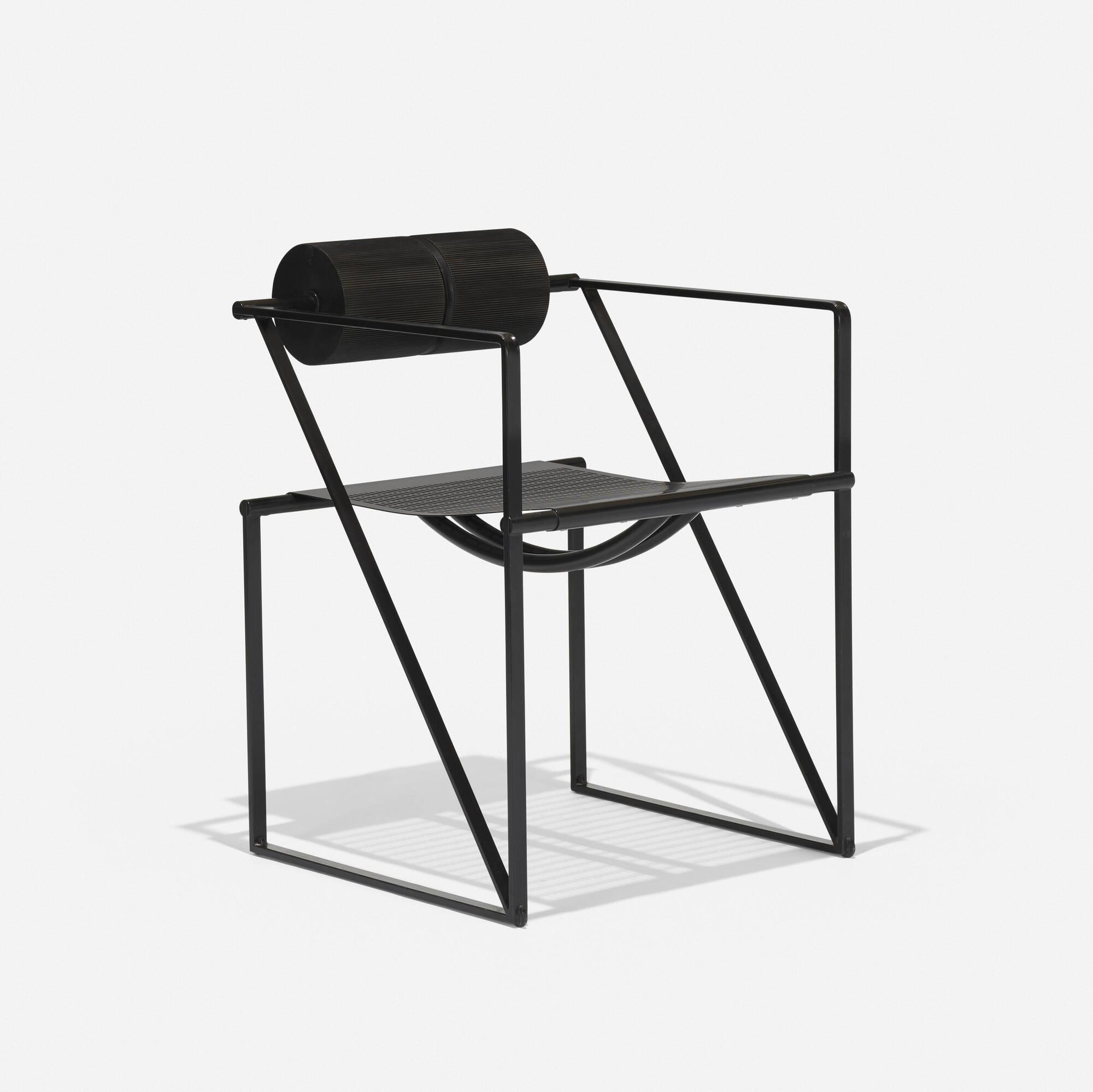 423: Mario Botta / Seconda armchair (1 of 4)