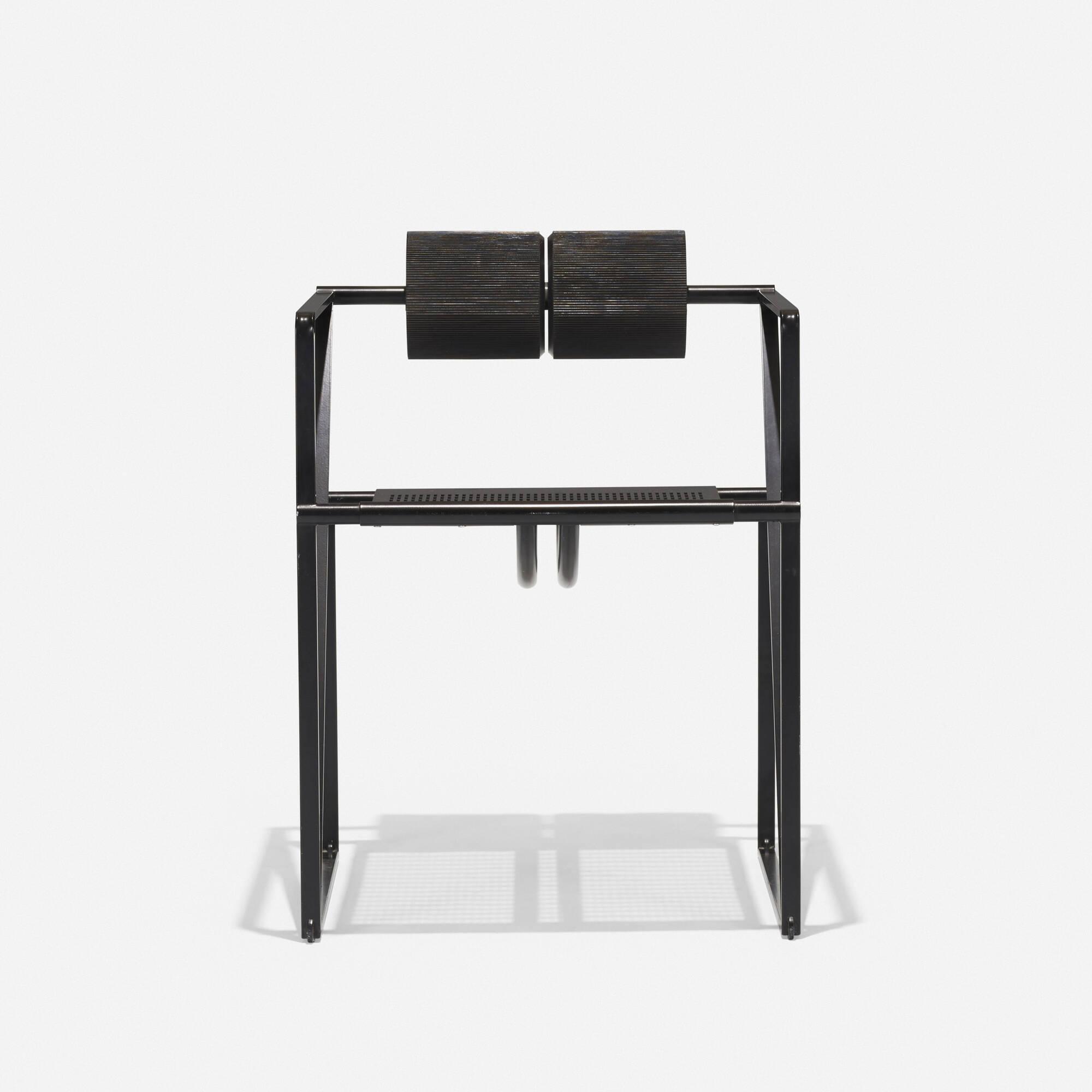 423: Mario Botta / Seconda armchair (2 of 4)