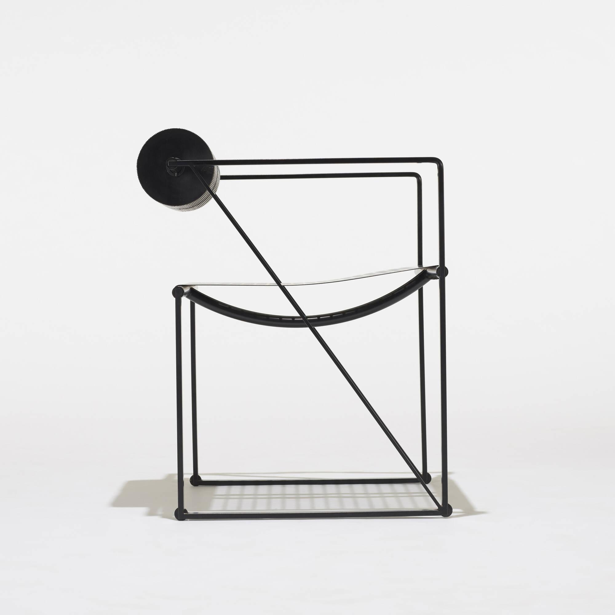 423: Mario Botta / Seconda armchair (4 of 4)