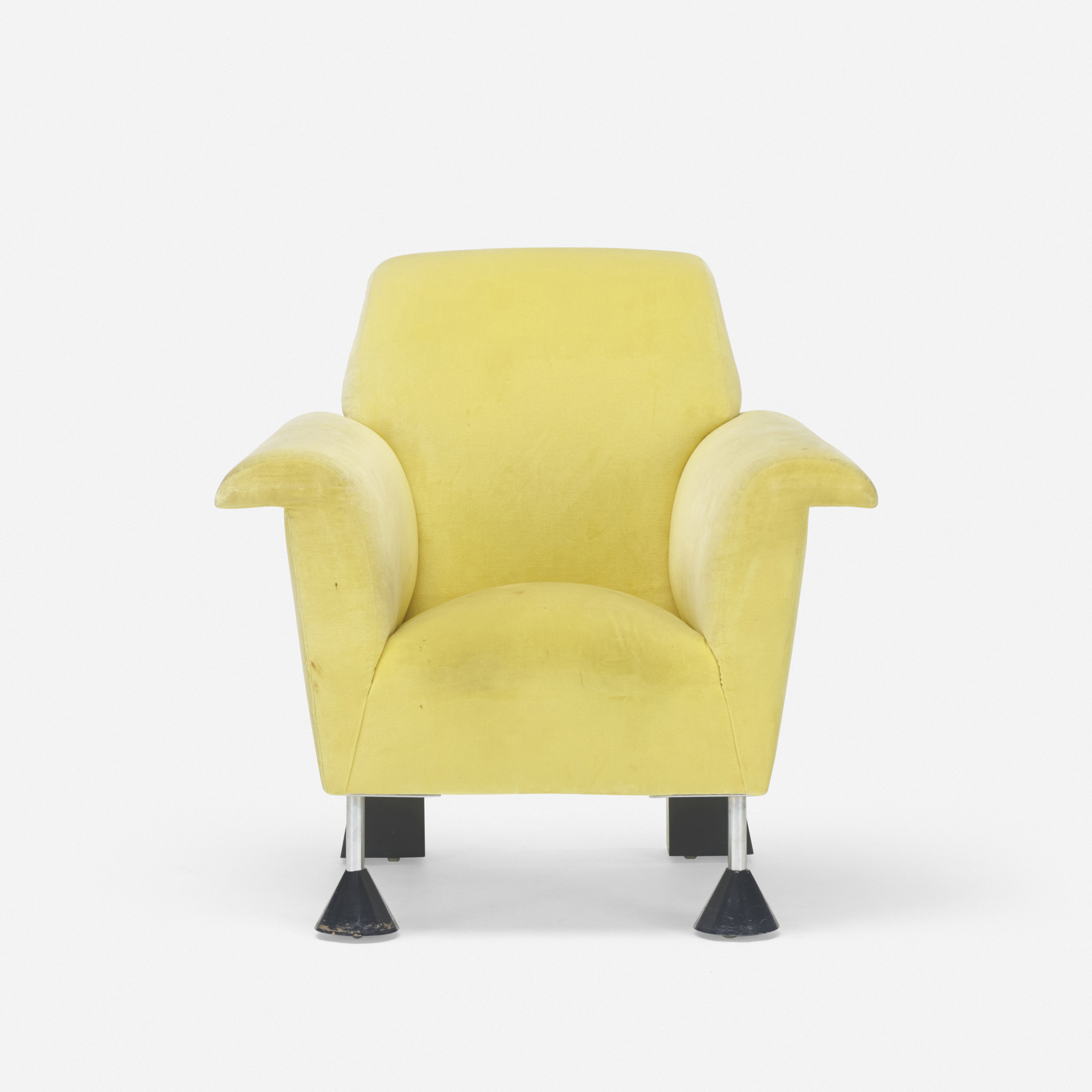 424: Peter Shire / Wexler lounge chair (2 of 2)