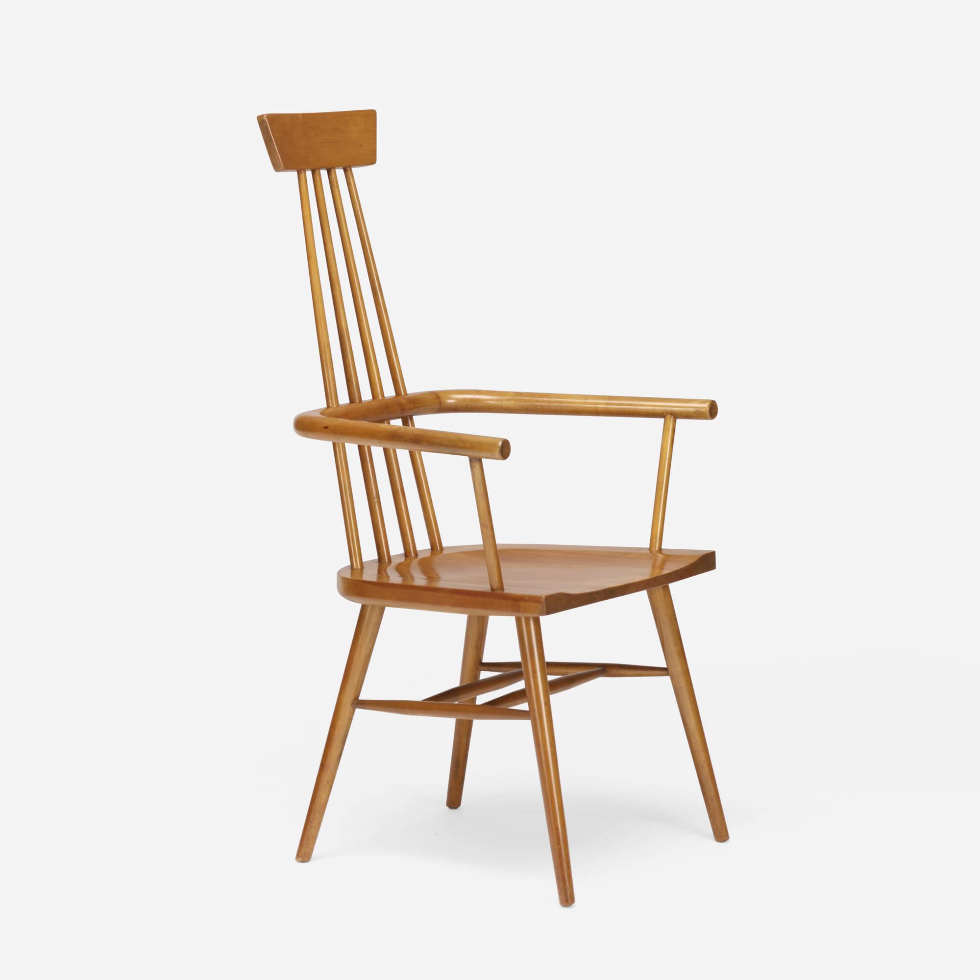 425: Paul McCobb / Windsor chair (1 of 2)