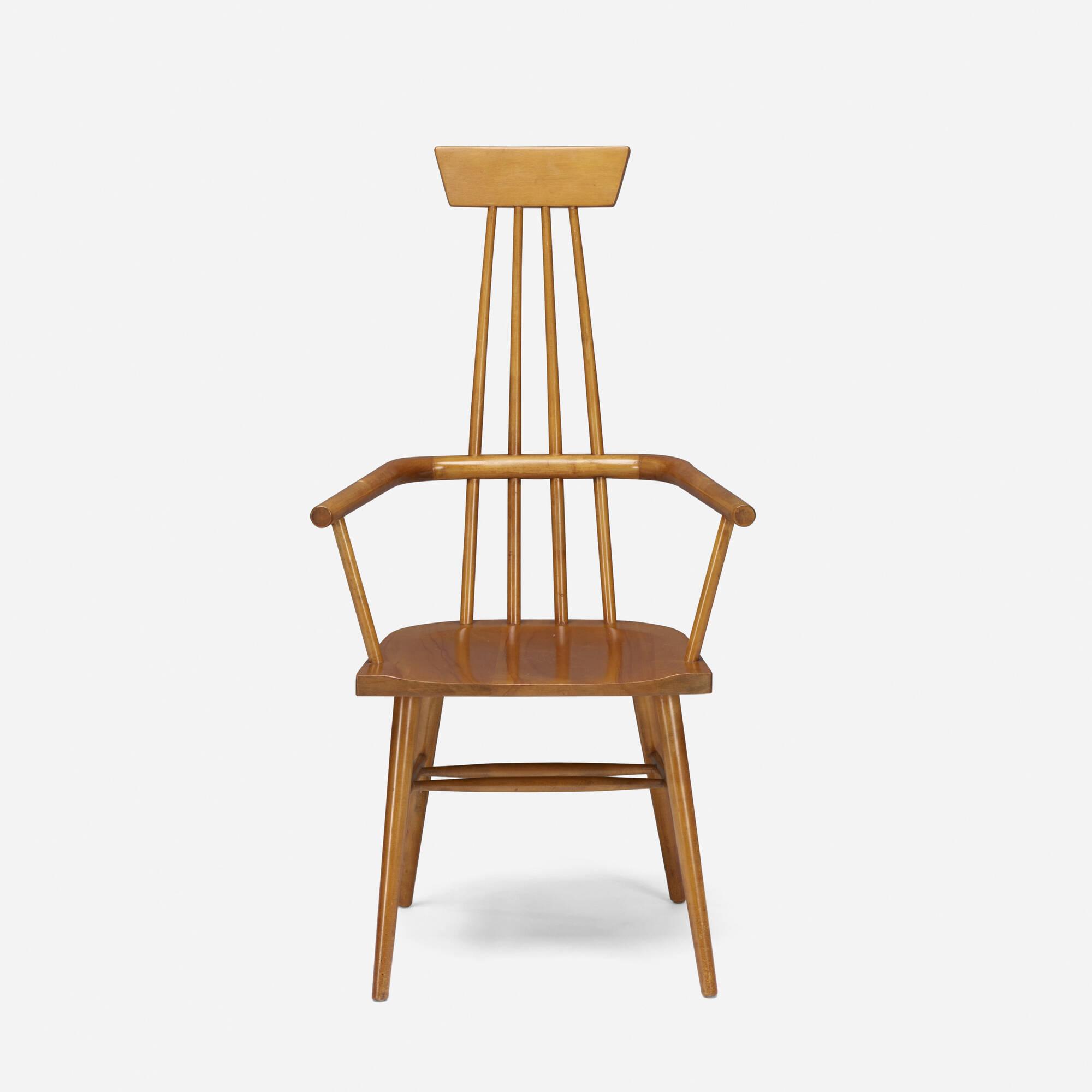 425: Paul McCobb / Windsor chair (2 of 2)
