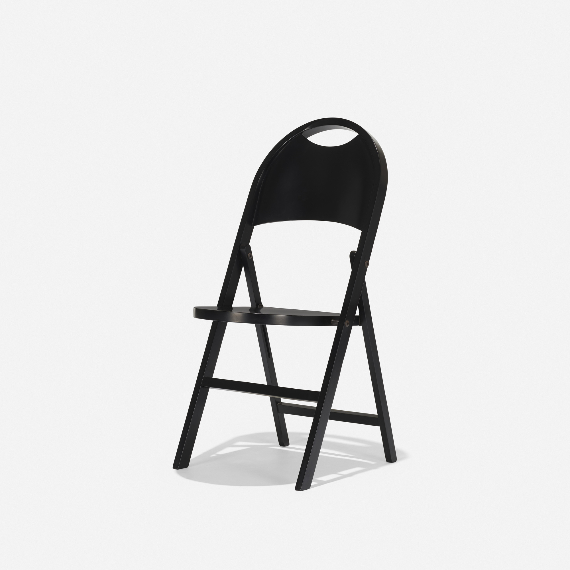426: Achille and Pier Giacomo Castiglioni / Tric folding chair (1 of 3)