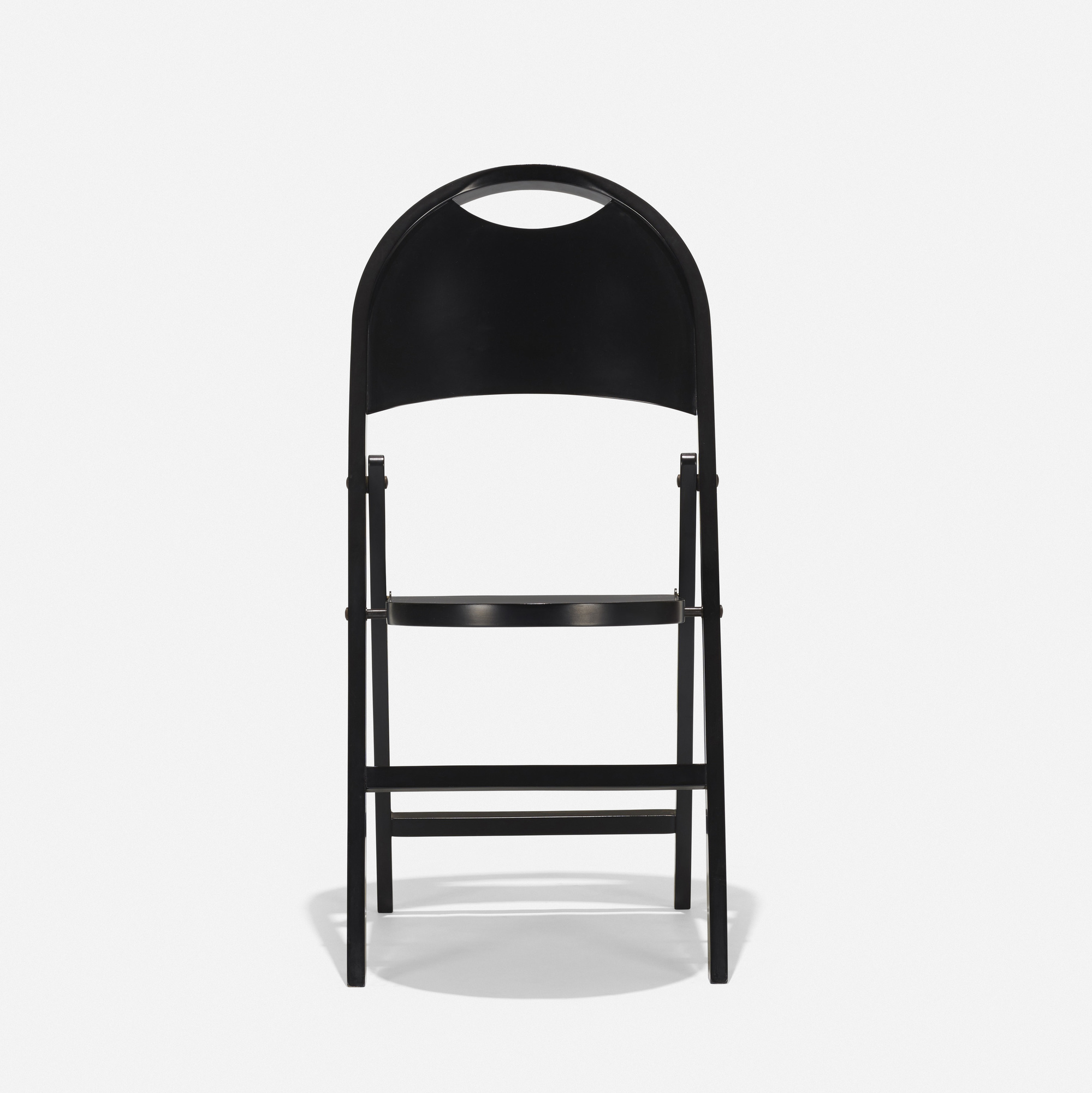 426: Achille and Pier Giacomo Castiglioni / Tric folding chair (2 of 3)