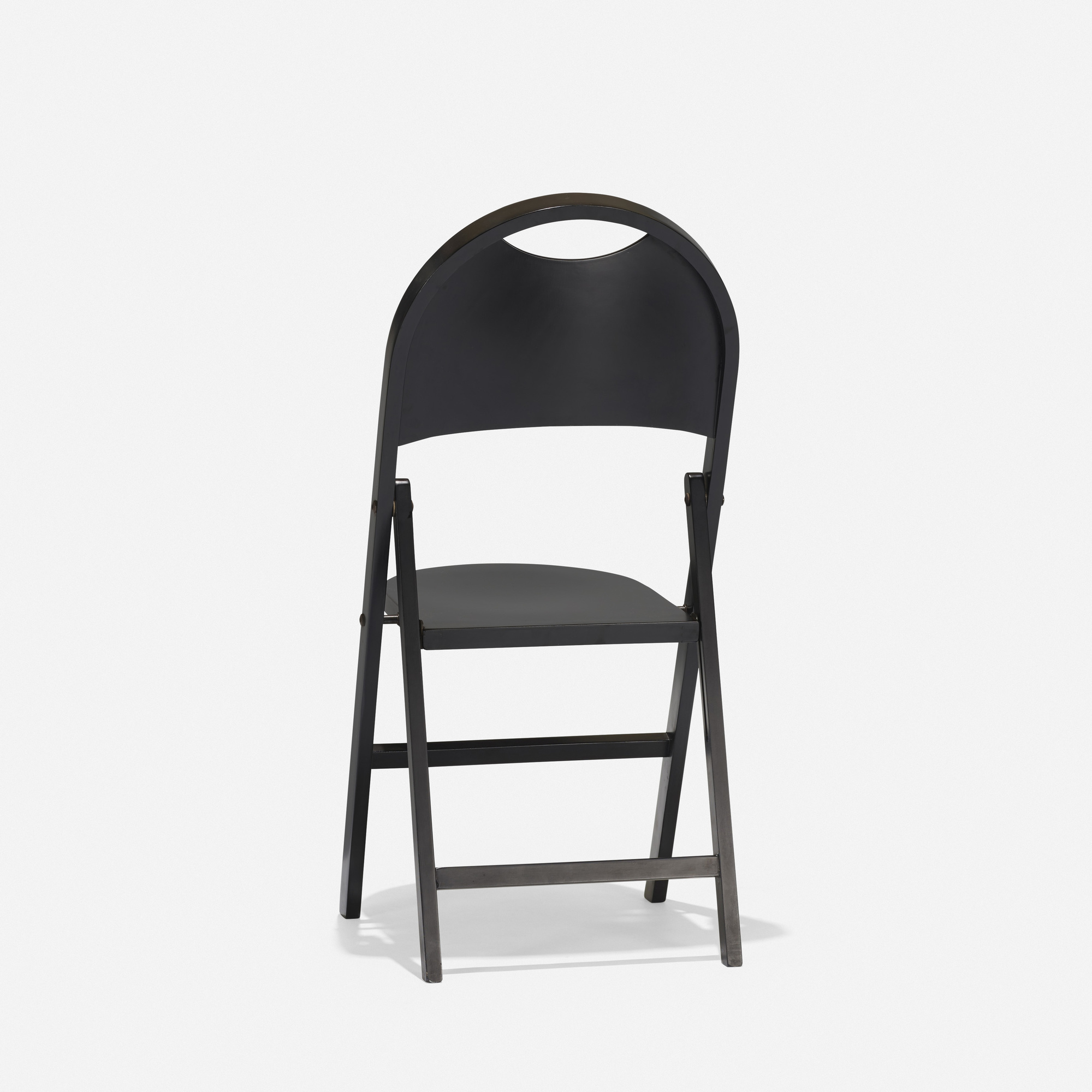 426: Achille and Pier Giacomo Castiglioni / Tric folding chair (3 of 3)