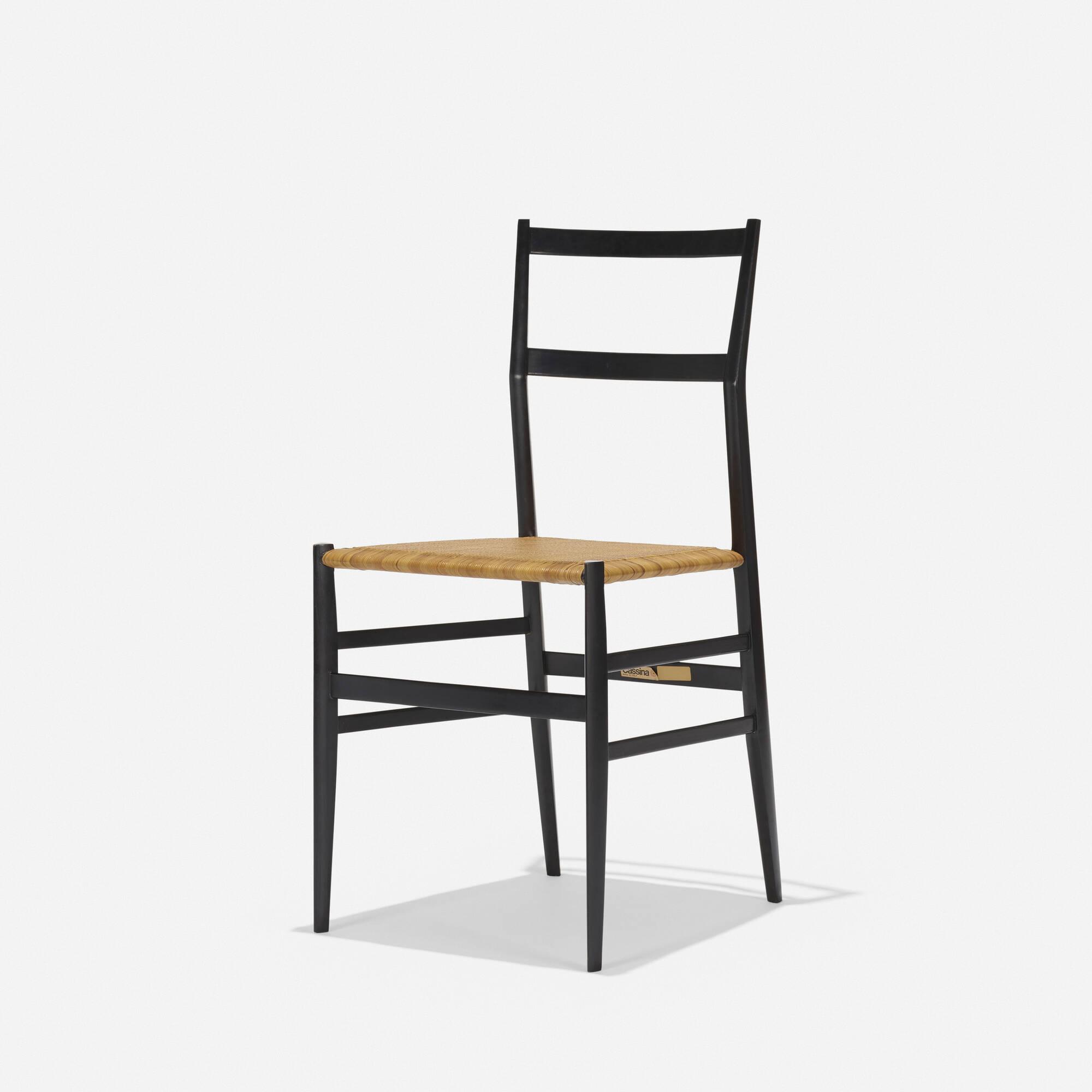 427: Gio Ponti / Superleggera Chair (1 Of 3)