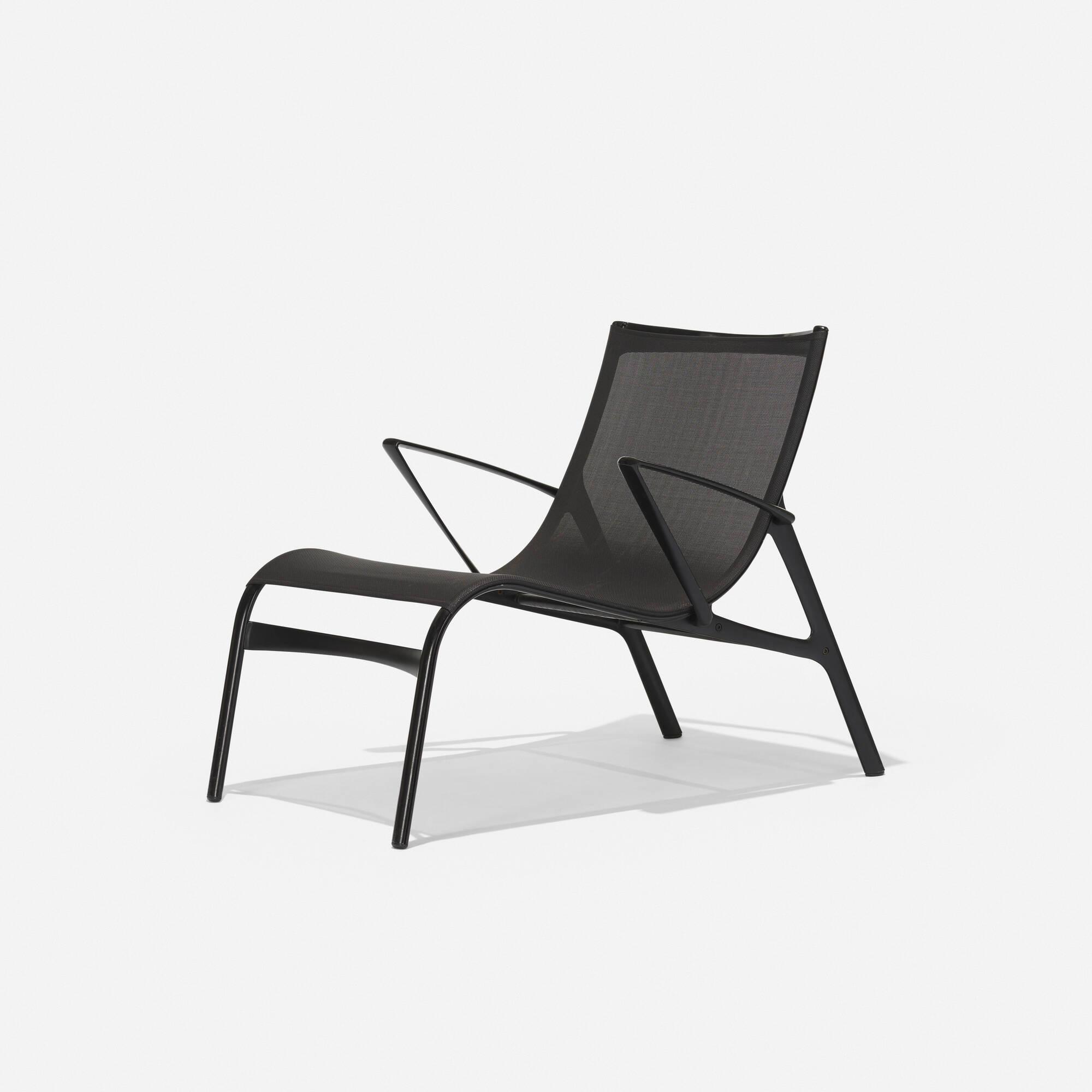 429: Alberto Meda / Armframe chair, model 438 (1 of 4)