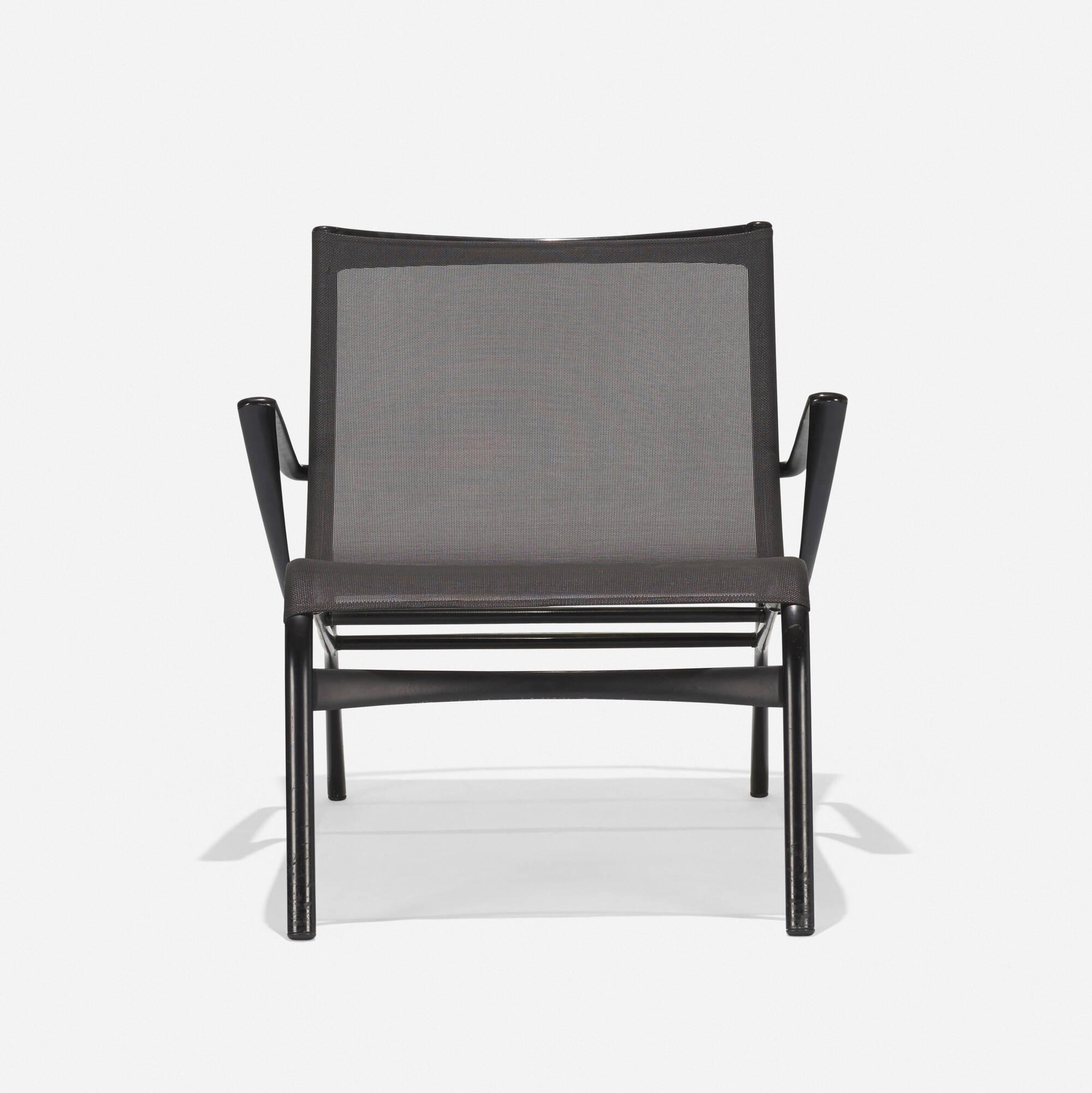 429: Alberto Meda / Armframe chair, model 438 (2 of 4)