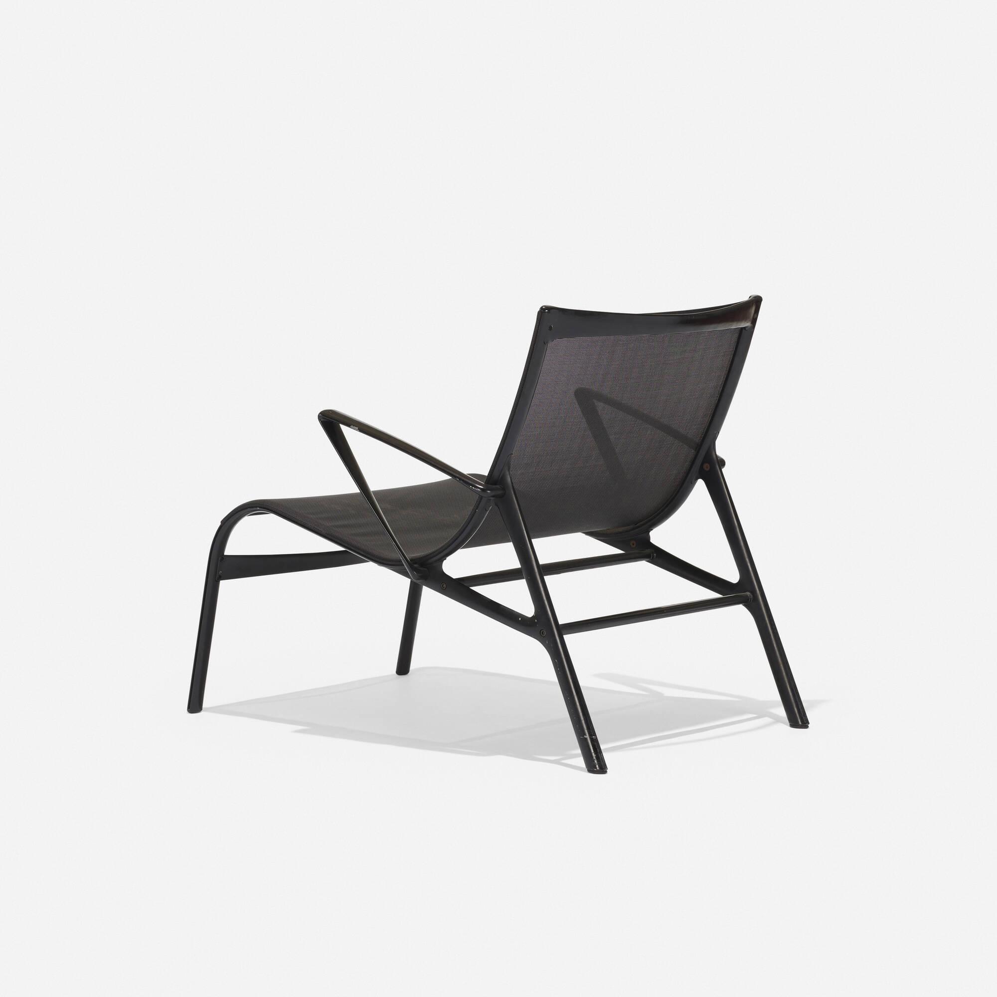 429: Alberto Meda / Armframe chair, model 438 (3 of 4)
