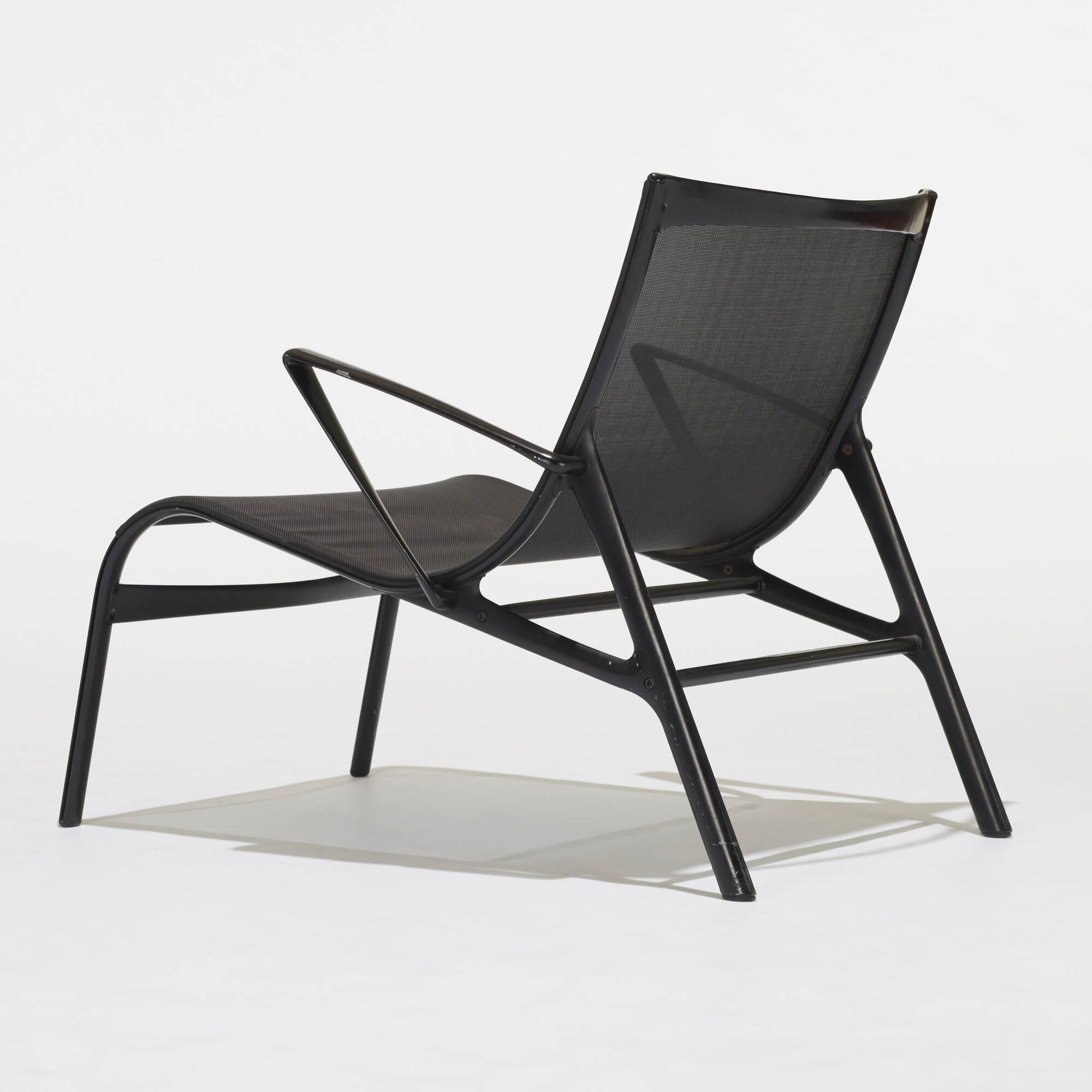 429: Alberto Meda / Armframe chair, model 438 (4 of 4)