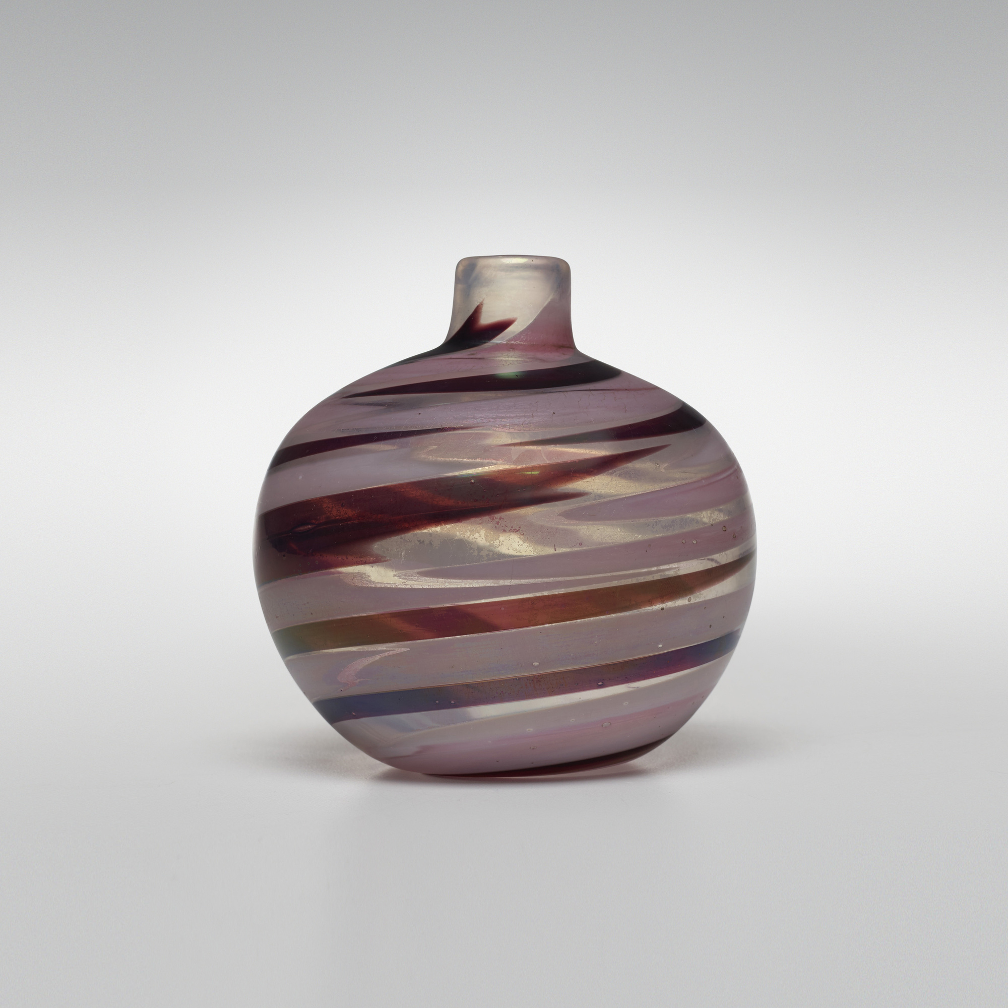 42: Carlo Scarpa / Rare Pennellate vase, model 3788 (2 of 3)