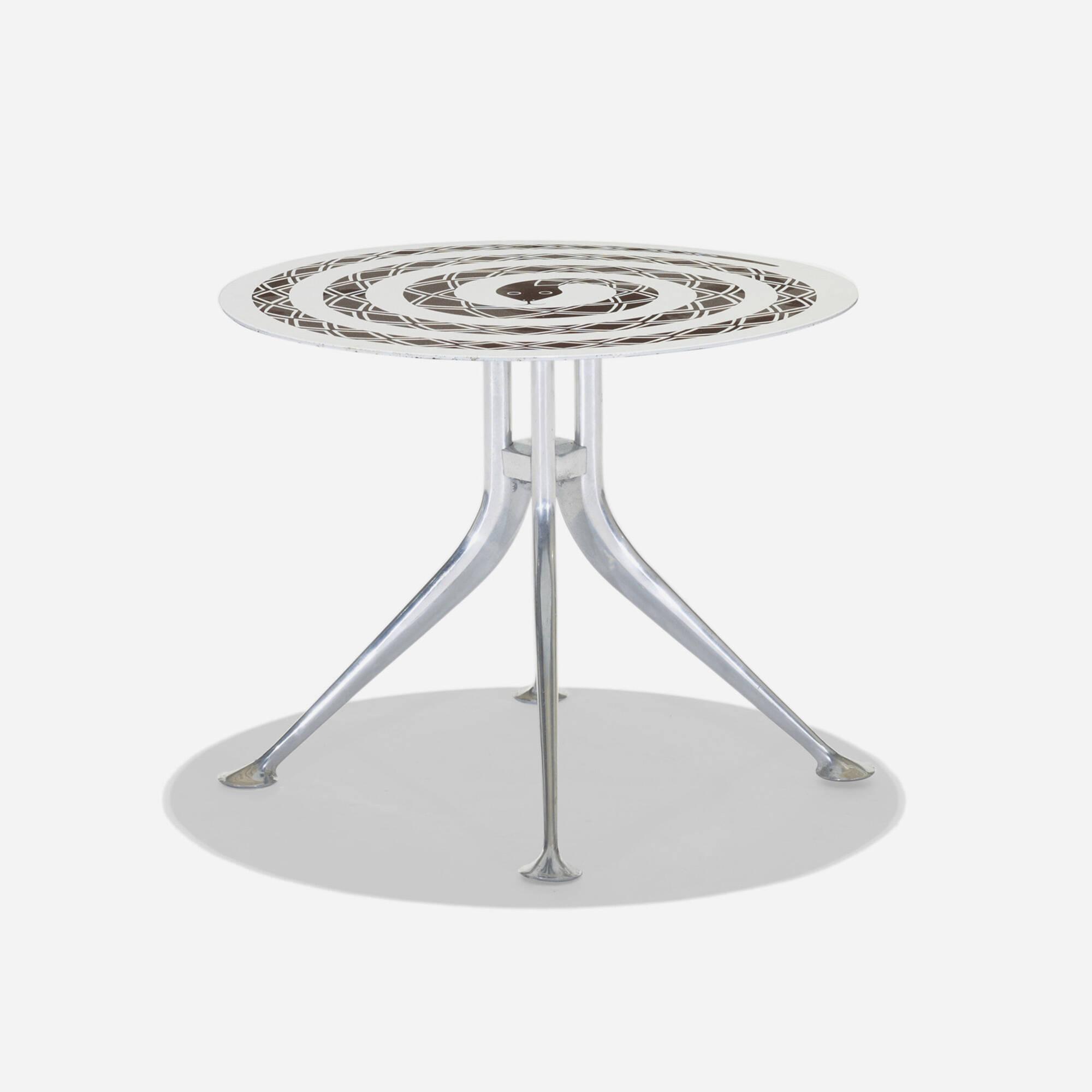 431 Alexander Girard Snake occasional table Modern Design 18