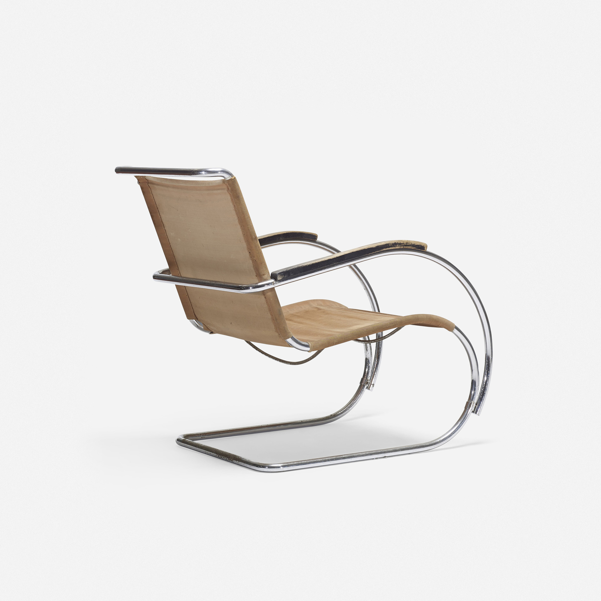 431 Ludwig Mies van der Rohe MR40 lounge chair Mass Modern