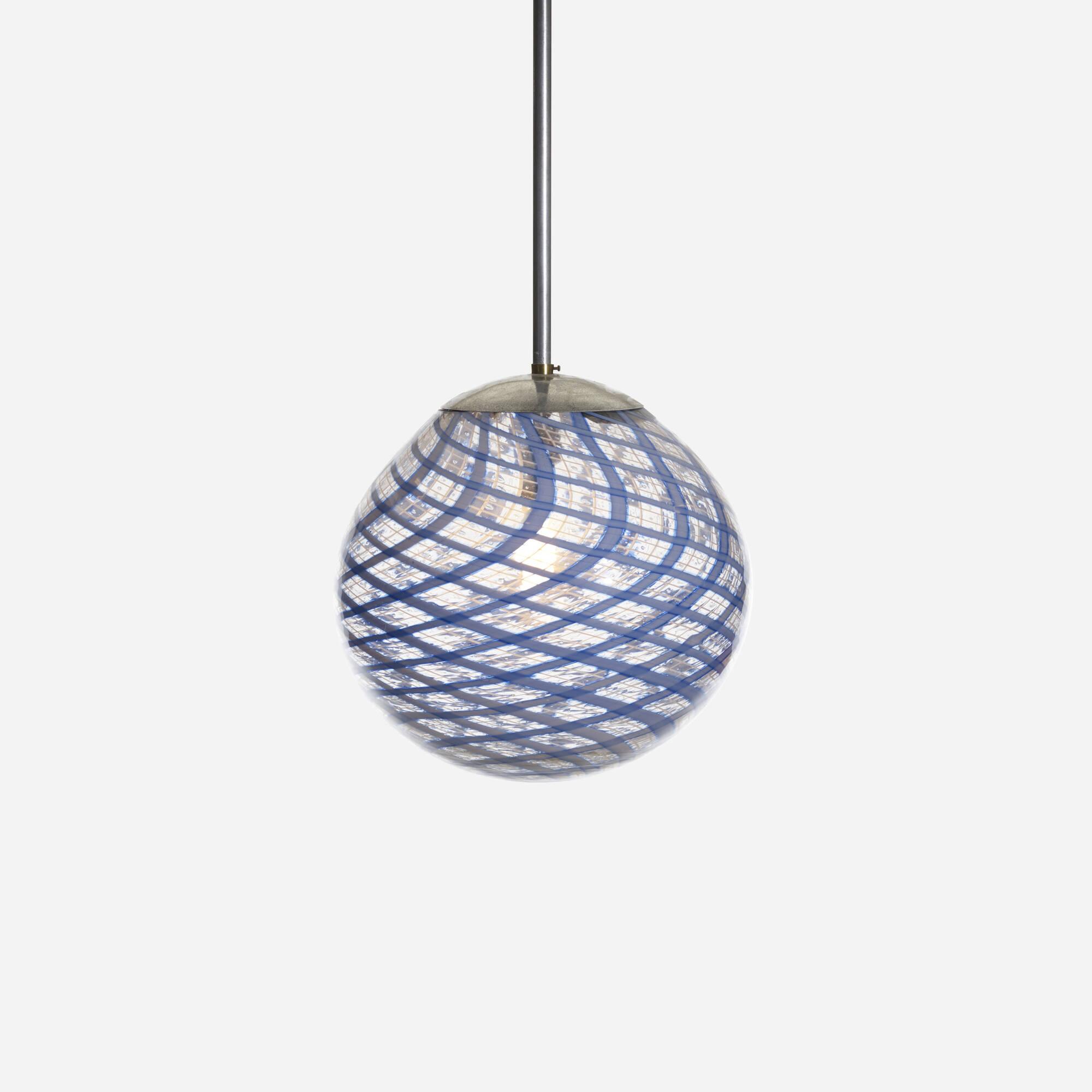 433: Carlo Scarpa, attribution / pendant lamp (1 of 1)