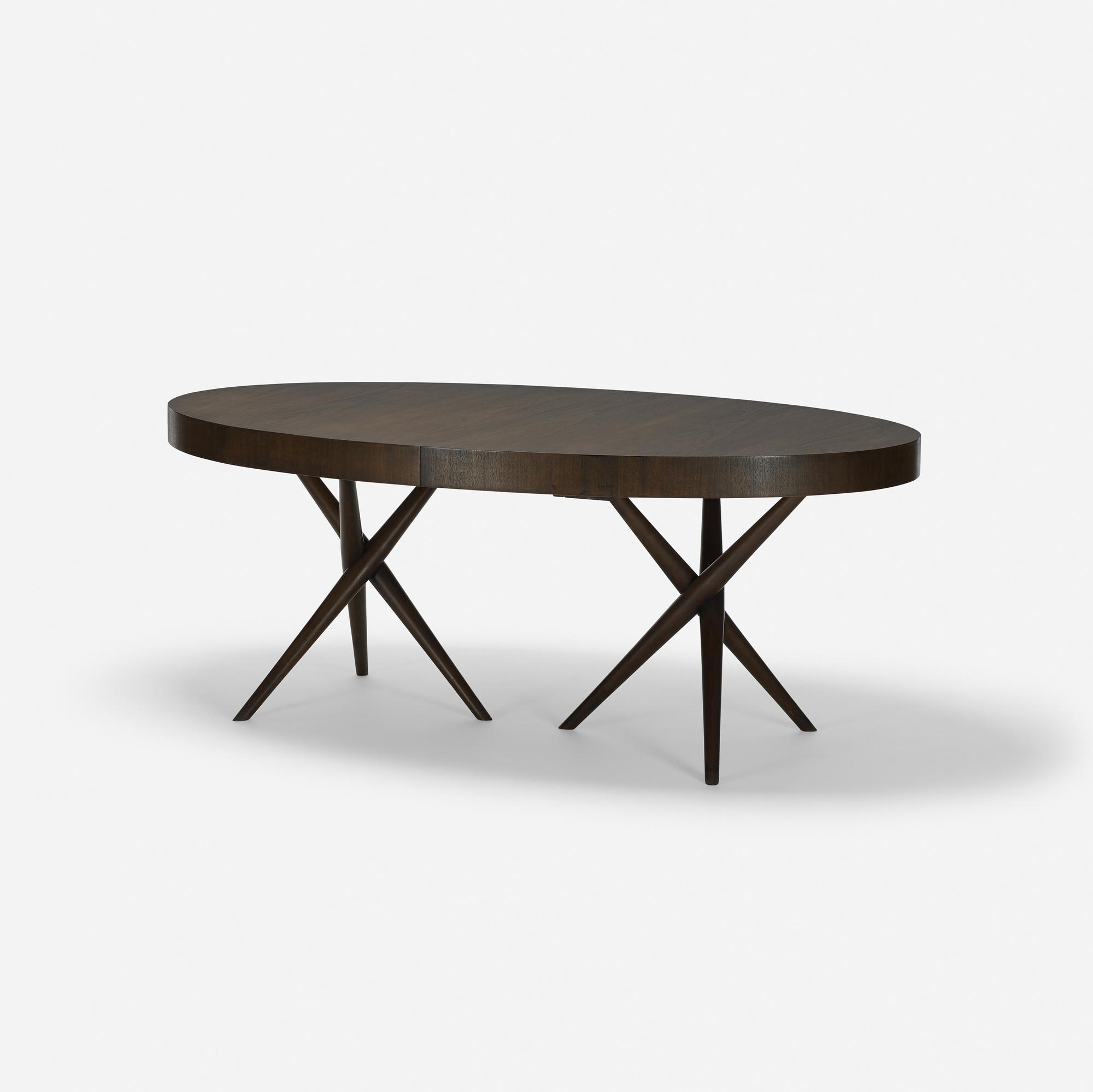 435 t h robsjohn gibbings dining table model 1642 for Email table design