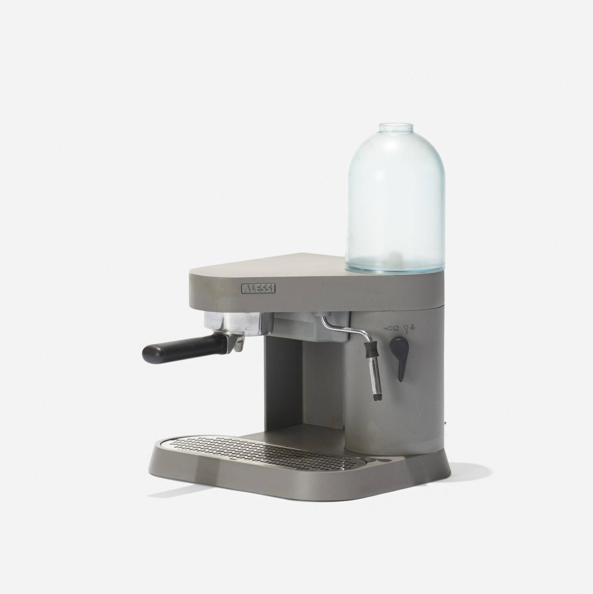 436: Richard Sapper / Coban Espresso machine (1 of 1)