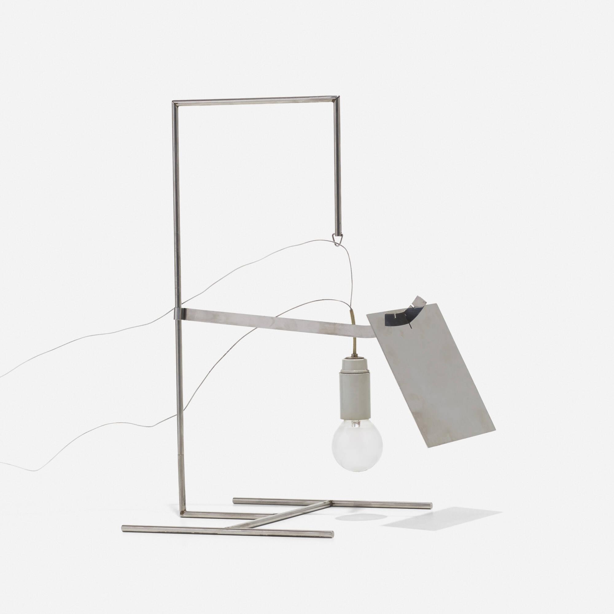 445: Alvaro Siza / Fil table lamp (1 of 1)