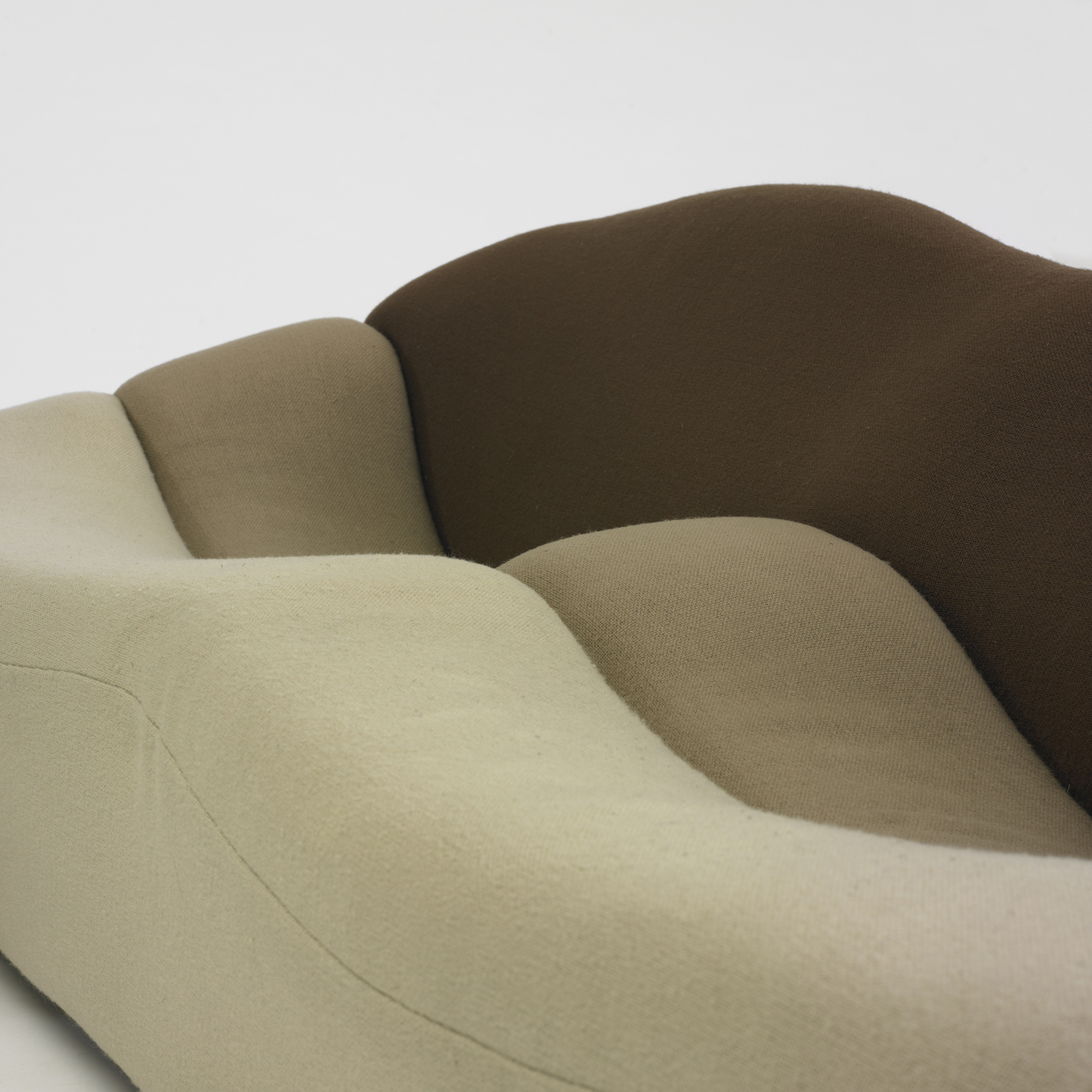Modern Home Design October 2012: 449: PIERRE PAULIN, ABCD Sofa And Lounge Chair