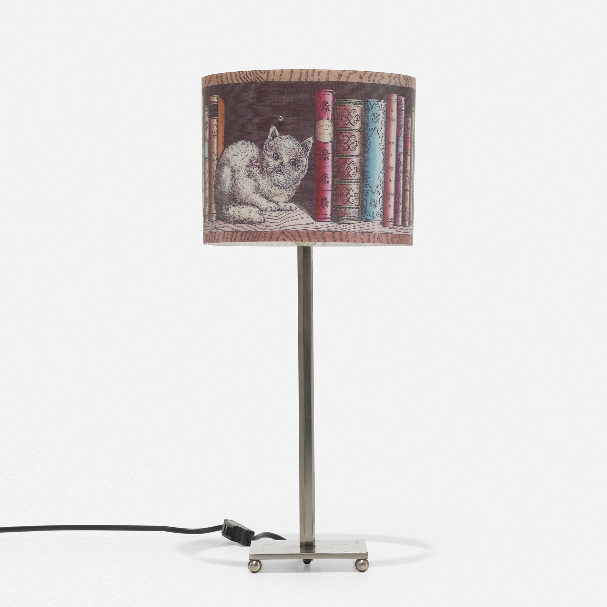450: Barnaba Fornasetti / table lamp (2 of 3)