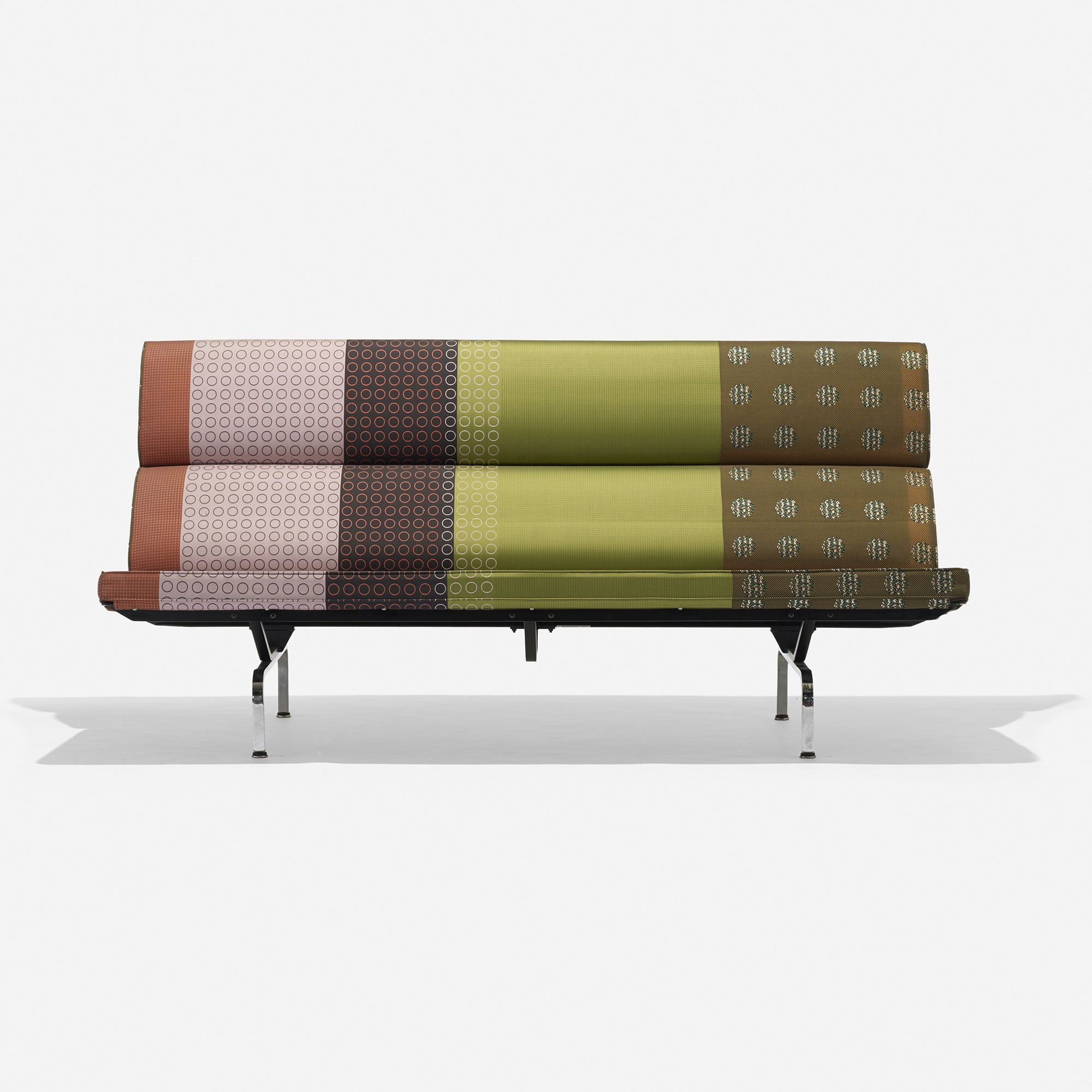 452: Charles And Ray Eames / Sofa Compact (1 Of 5)