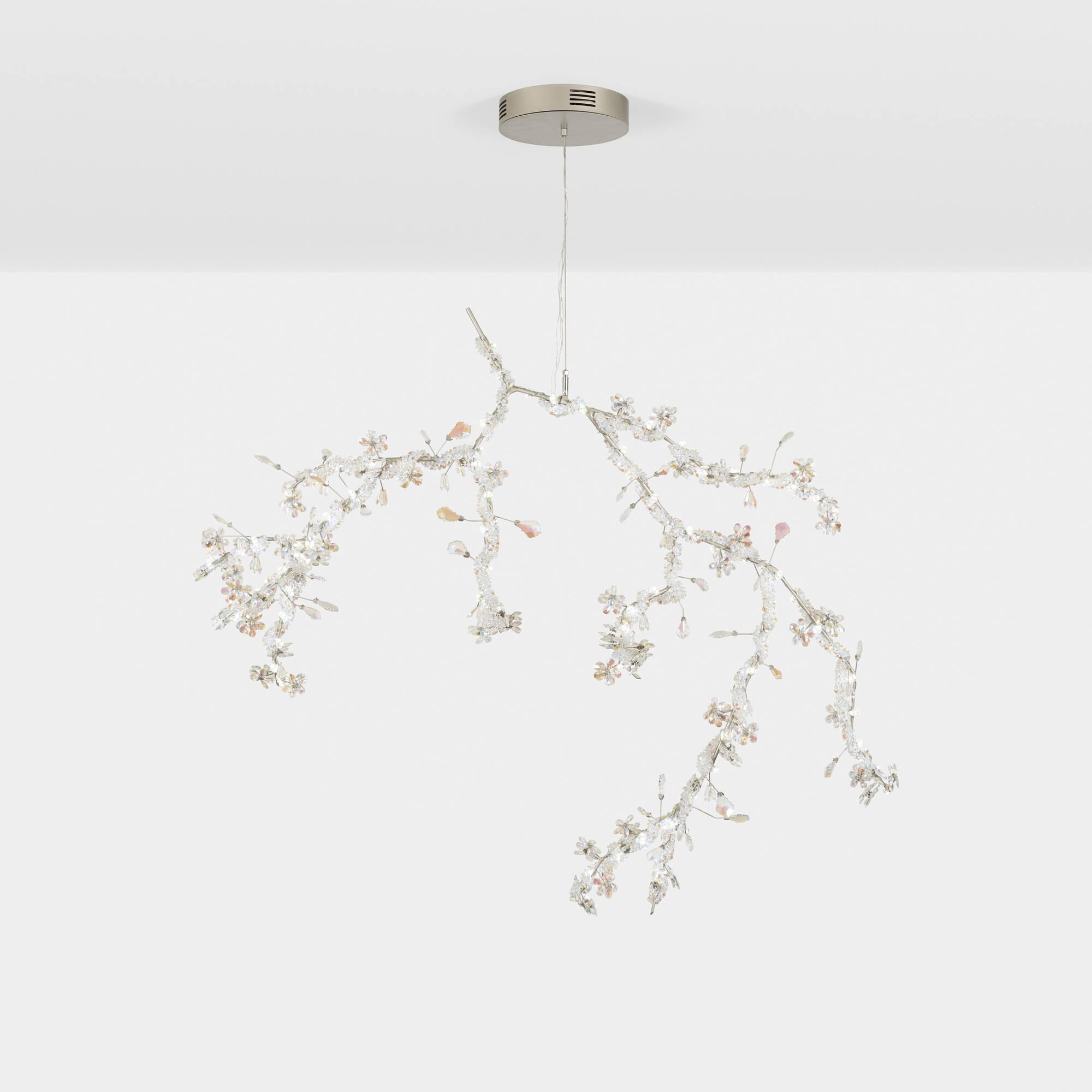 453 Tord Boontje Blossom Chandelier 2 Of 3