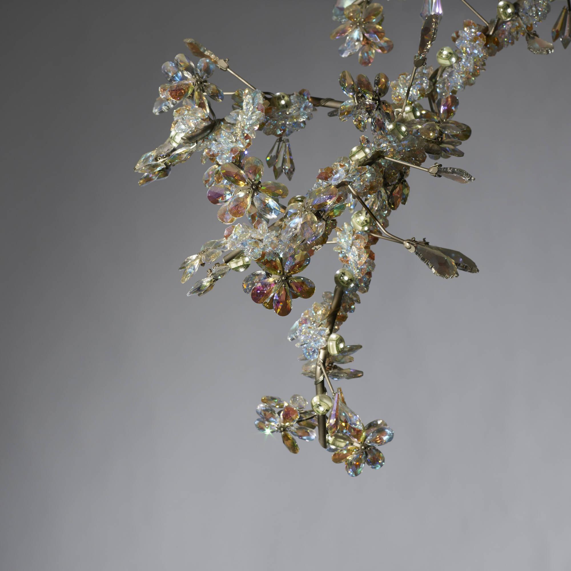 tord boontje  blossom chandelier  design  march   -   tord boontje  blossom chandelier ( of )
