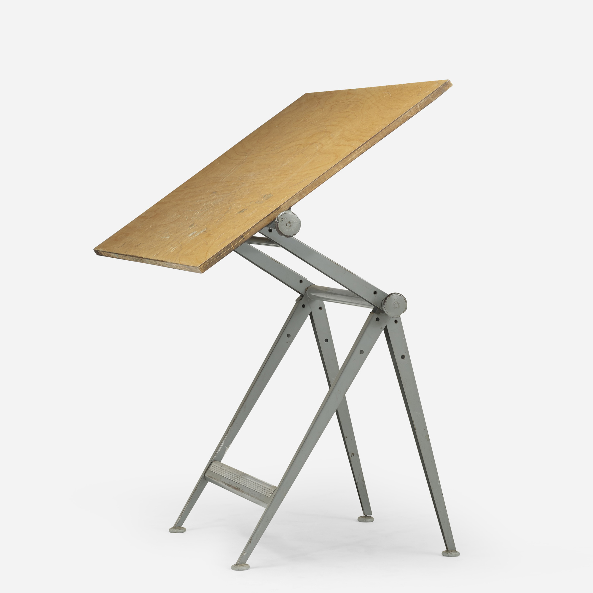 Modern drafting table - 454 Wim Rietveld And Friso Kramer Drafting Table 1 Of 3